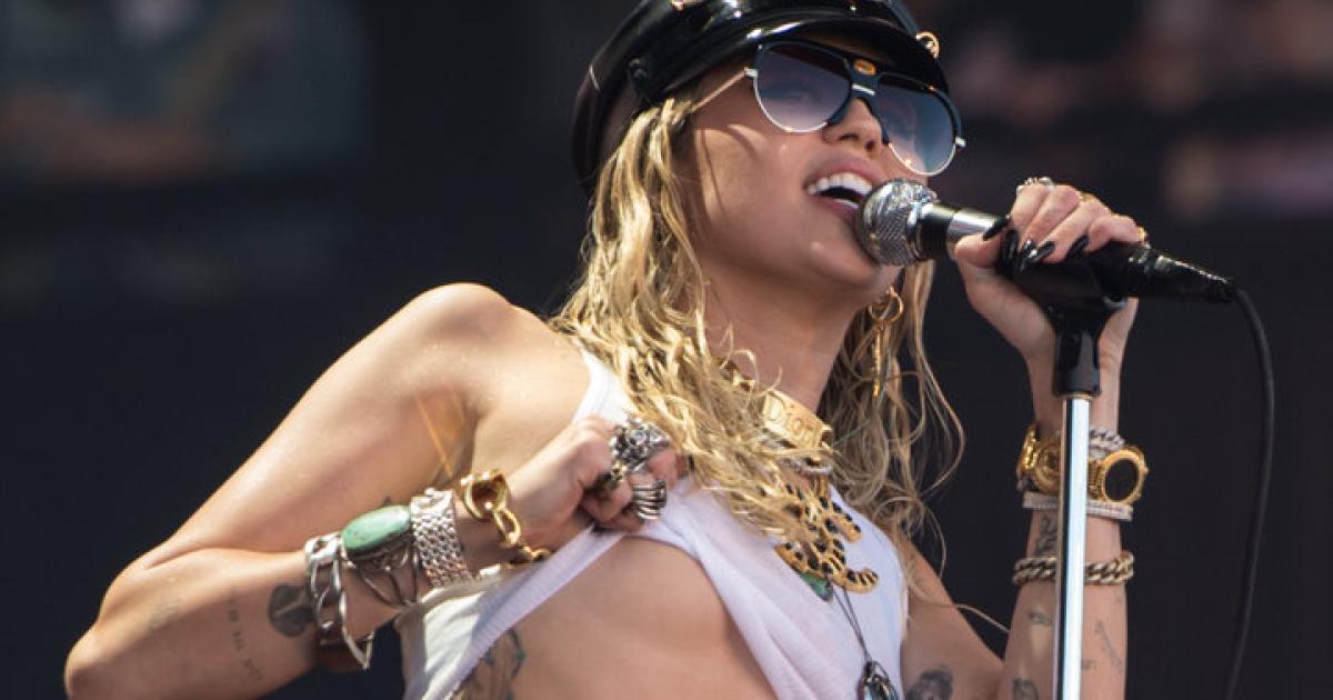 Die fabelhafte Mrs. Miley: Ihr Weg zum Pop-Superstar