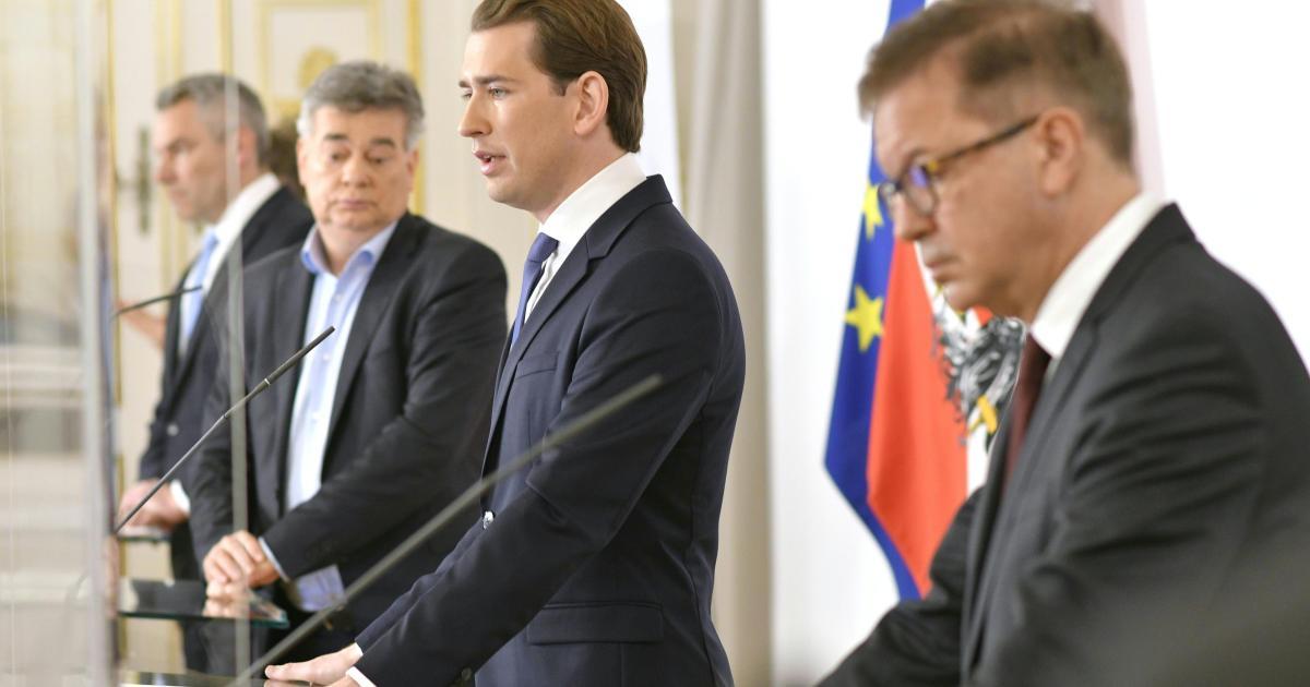 Lockdown: Regierung verkündet heute erste Öffnungsschritte