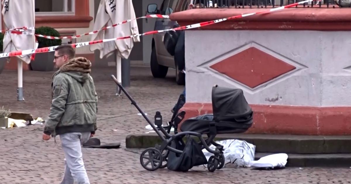 Amokfahrt in Trier: Auch Vater des getöteten Babys unter den Opfern