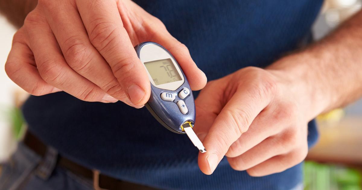 Diabetes Teststreifen Dm