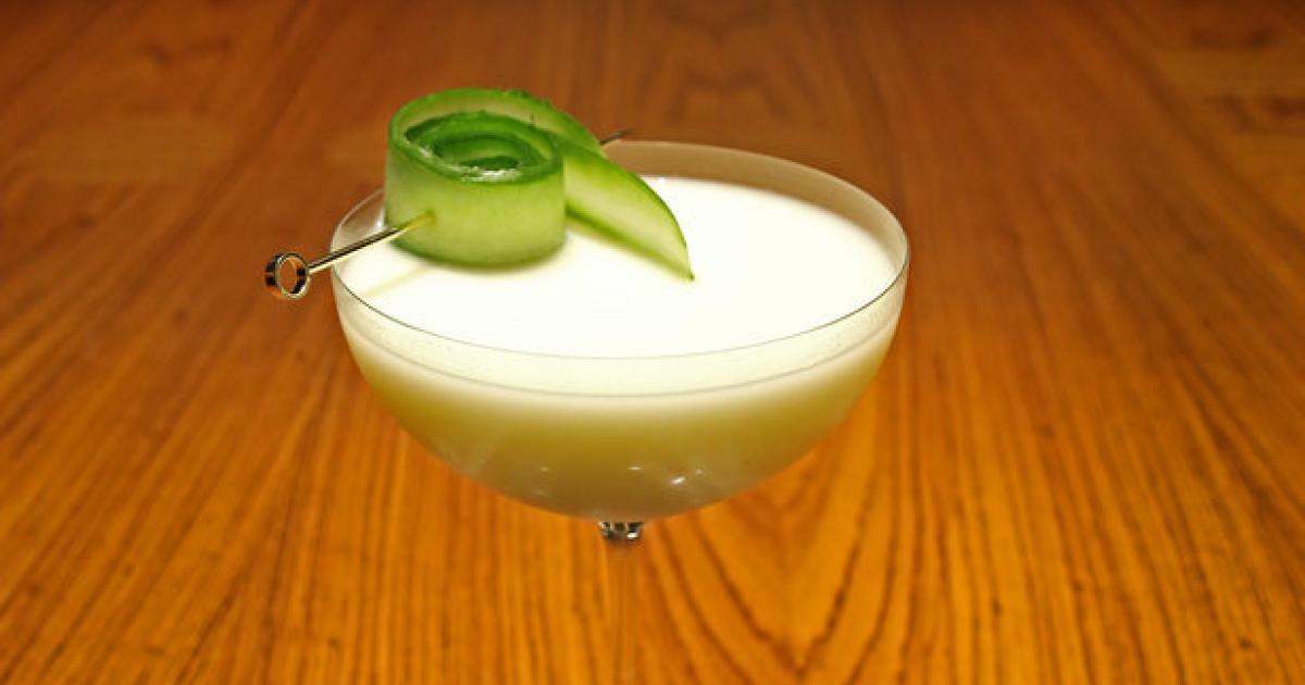 Cocktail der Woche: Frisch und frech - Wiener Wäschermädl