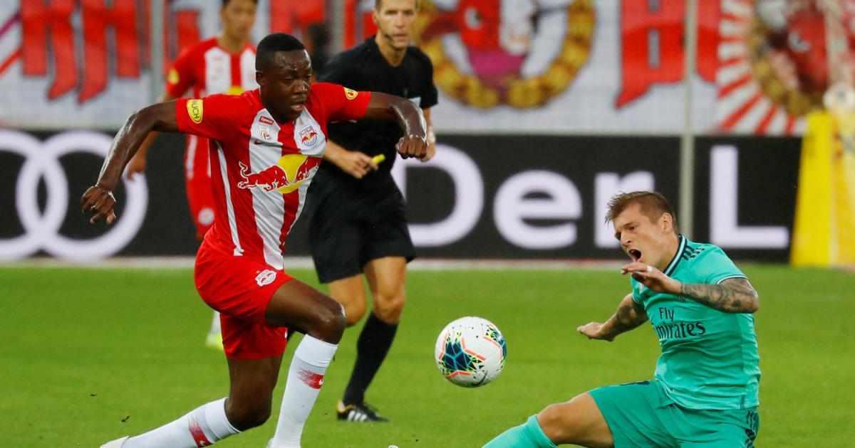 Fußball-Splitter: Salzburg verleiht Diarra nach New York