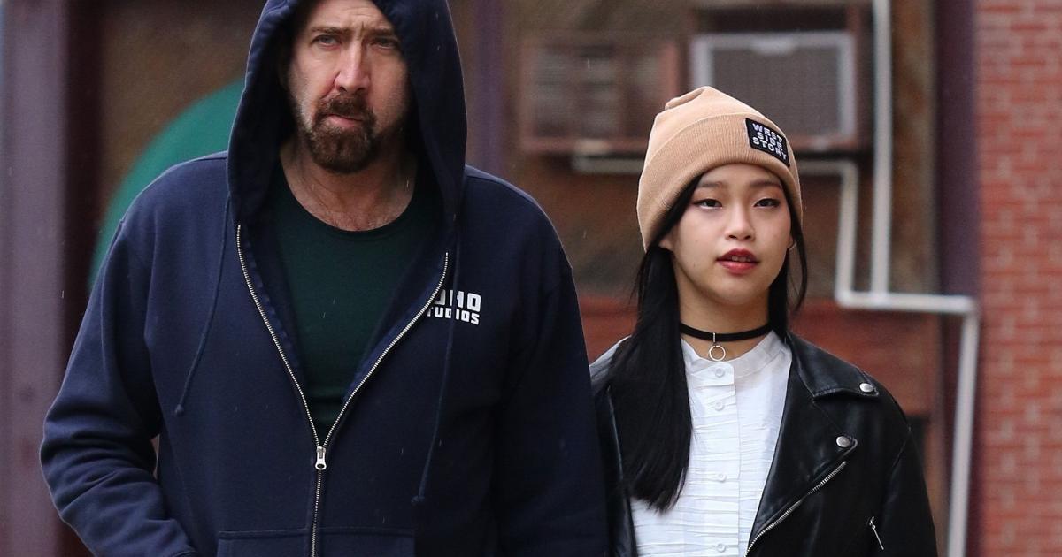 Nicolas Cage traut sich zum 5. Mal: Vegas-Hochzeit mit 26-jähriger Freundin