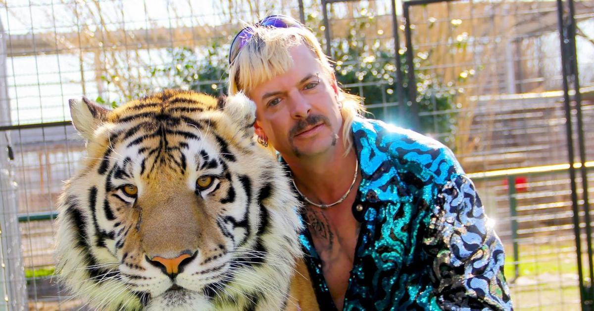 """""""Tiger King"""": Joe Exotics Ehemann beantragt Scheidung"""