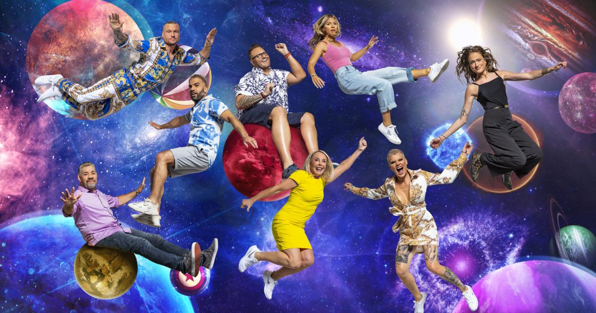"""Celebrity Big Brother 2021: These """"stars"""" take off into ..."""