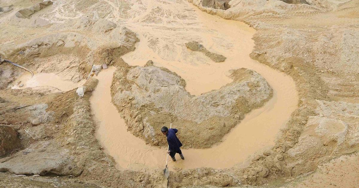 Seltene Erden China