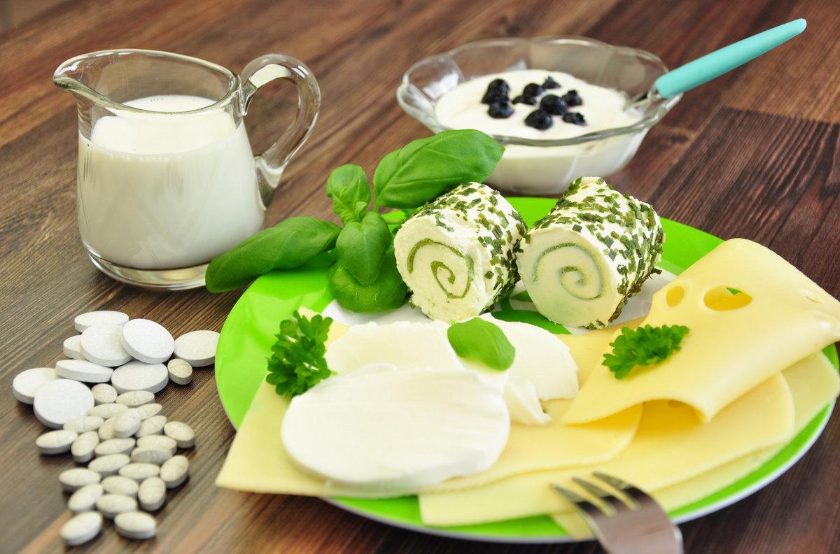 Können Milch und Milchprodukte Osteoporose vorbeugen?