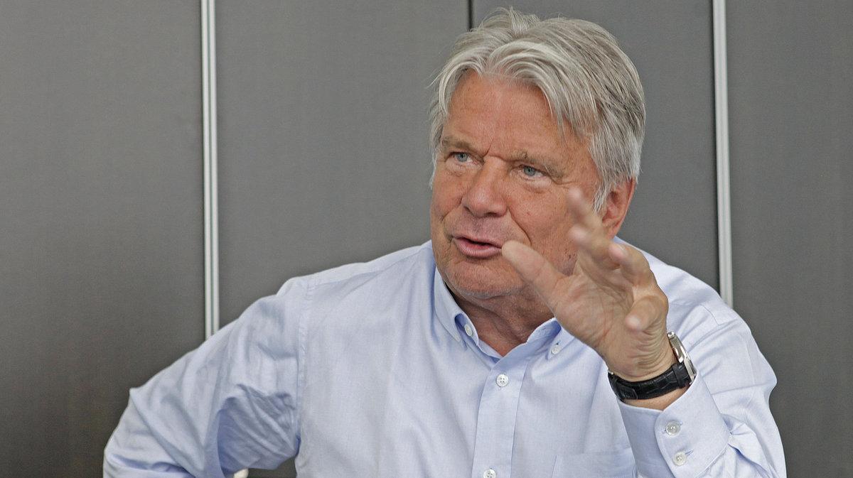 Der Mäzen als Milliardär: Die Welt des Hans Peter Haselsteiner
