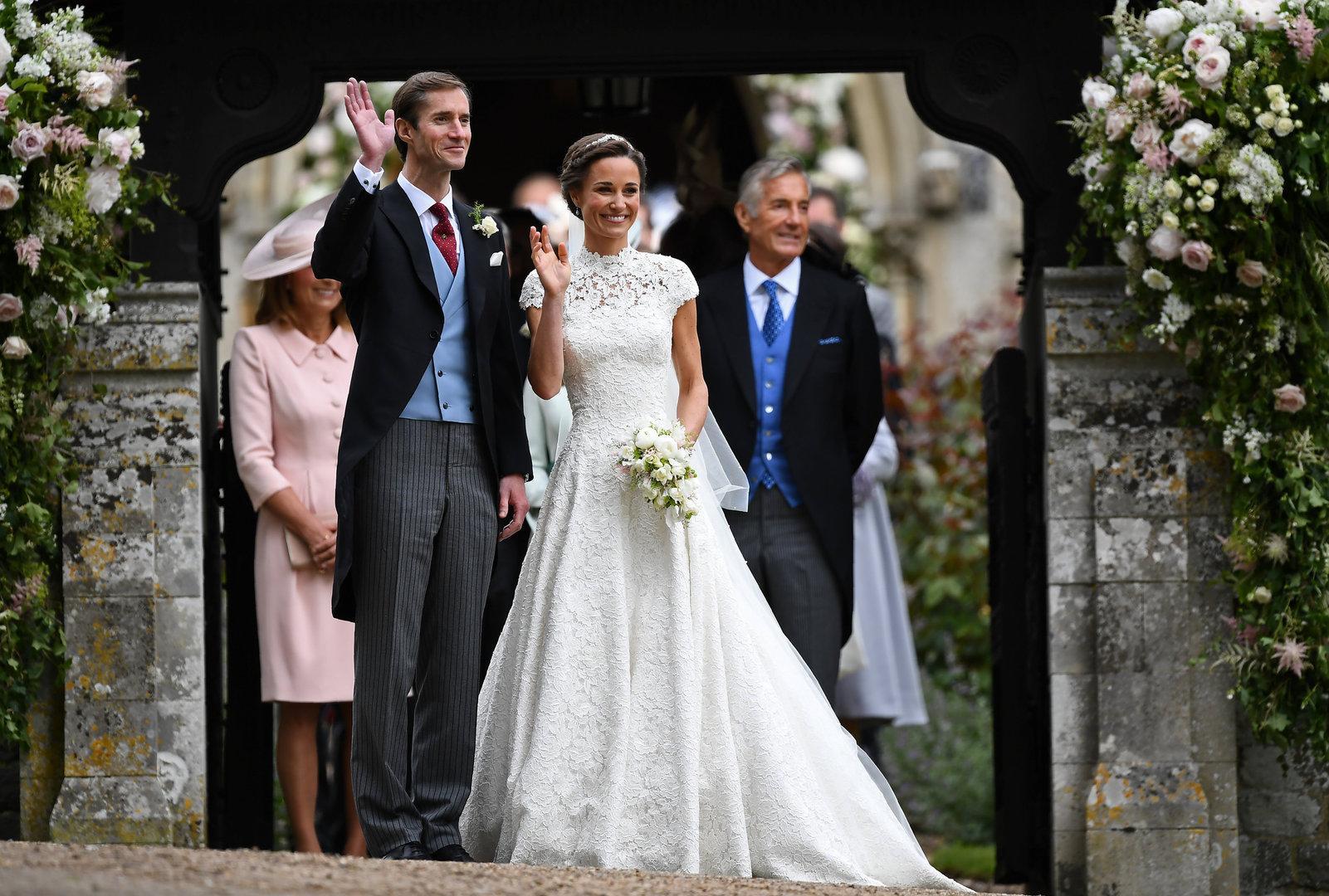 Missbrauchs-Vorwürfe gegen Schwiegervater von Pippa Middleton