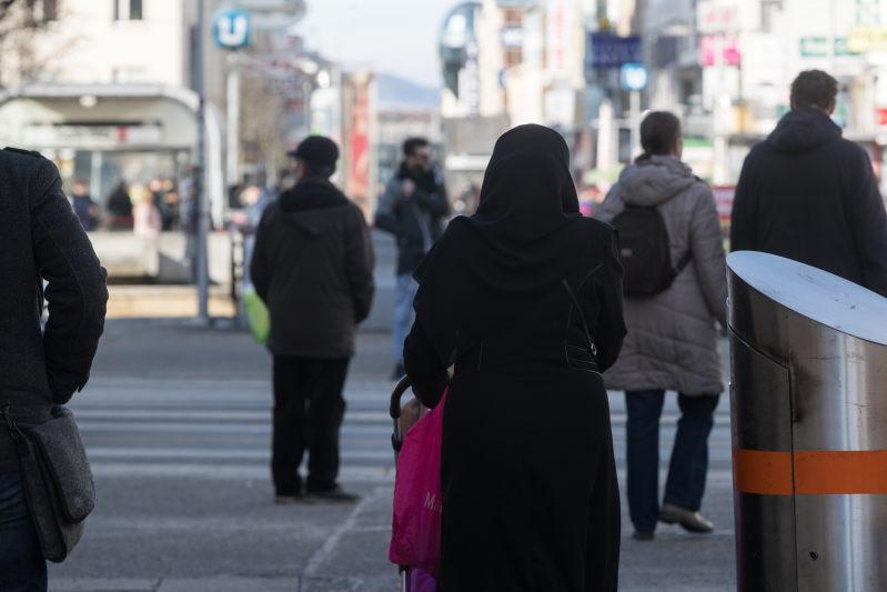 Rassismus-Höchststand: Muslime sind Hauptziel
