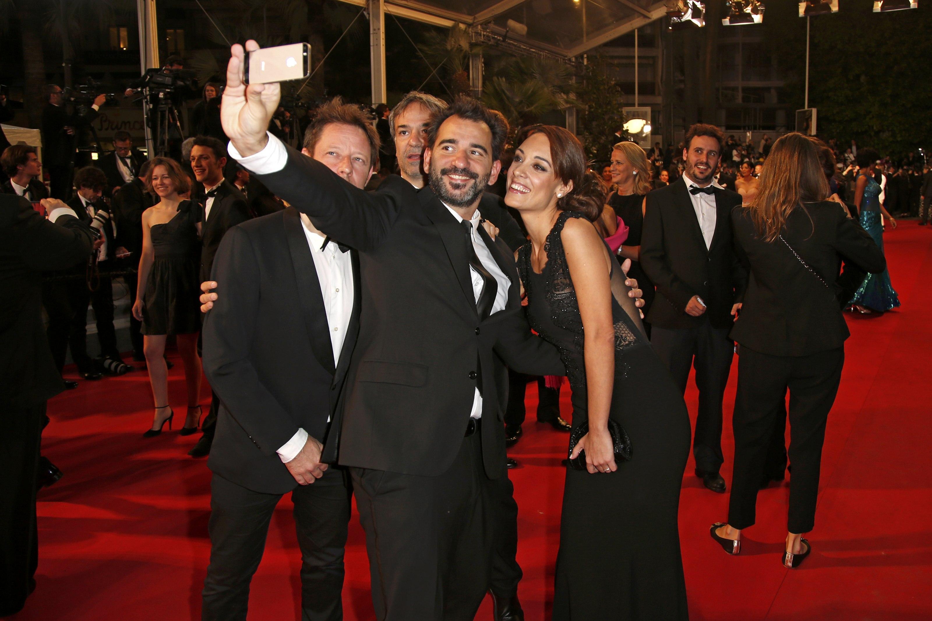 Selfie-Verbot auf dem roten Teppich von Cannes