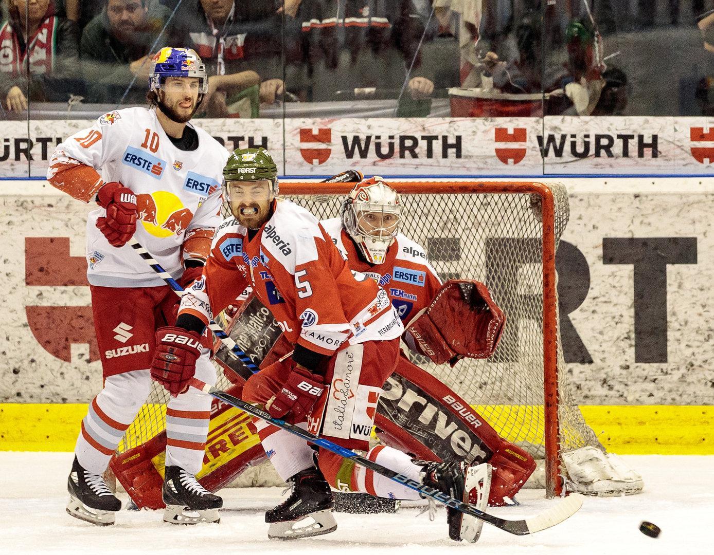 Titelentscheidung vertagt: Bozen schlägt Salzburg