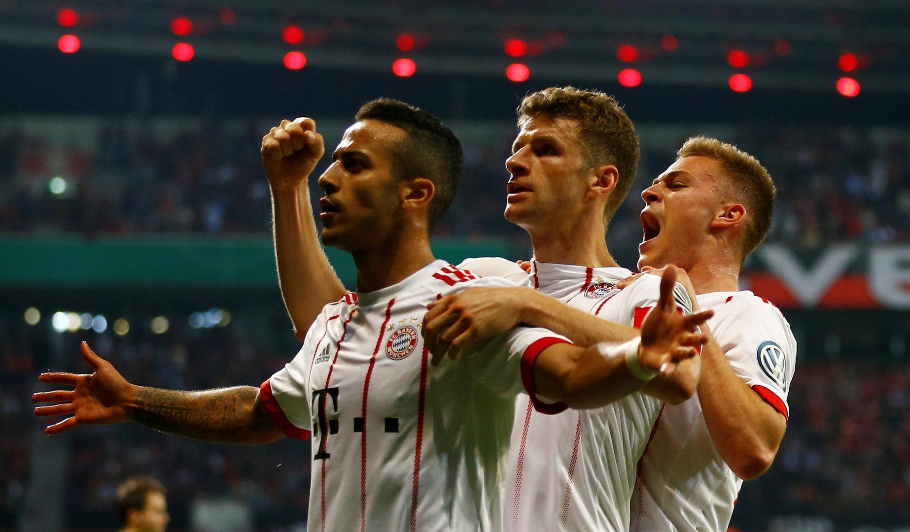 Cup: Bayern demontiert auch Leverkusen