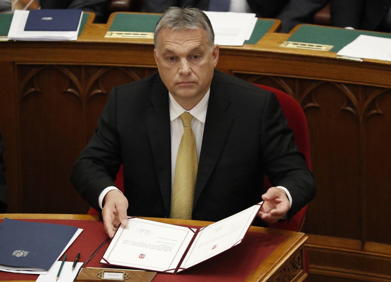 """Für Orban wären Vereinigte Staaten von Europa """"ein Alptraum"""""""