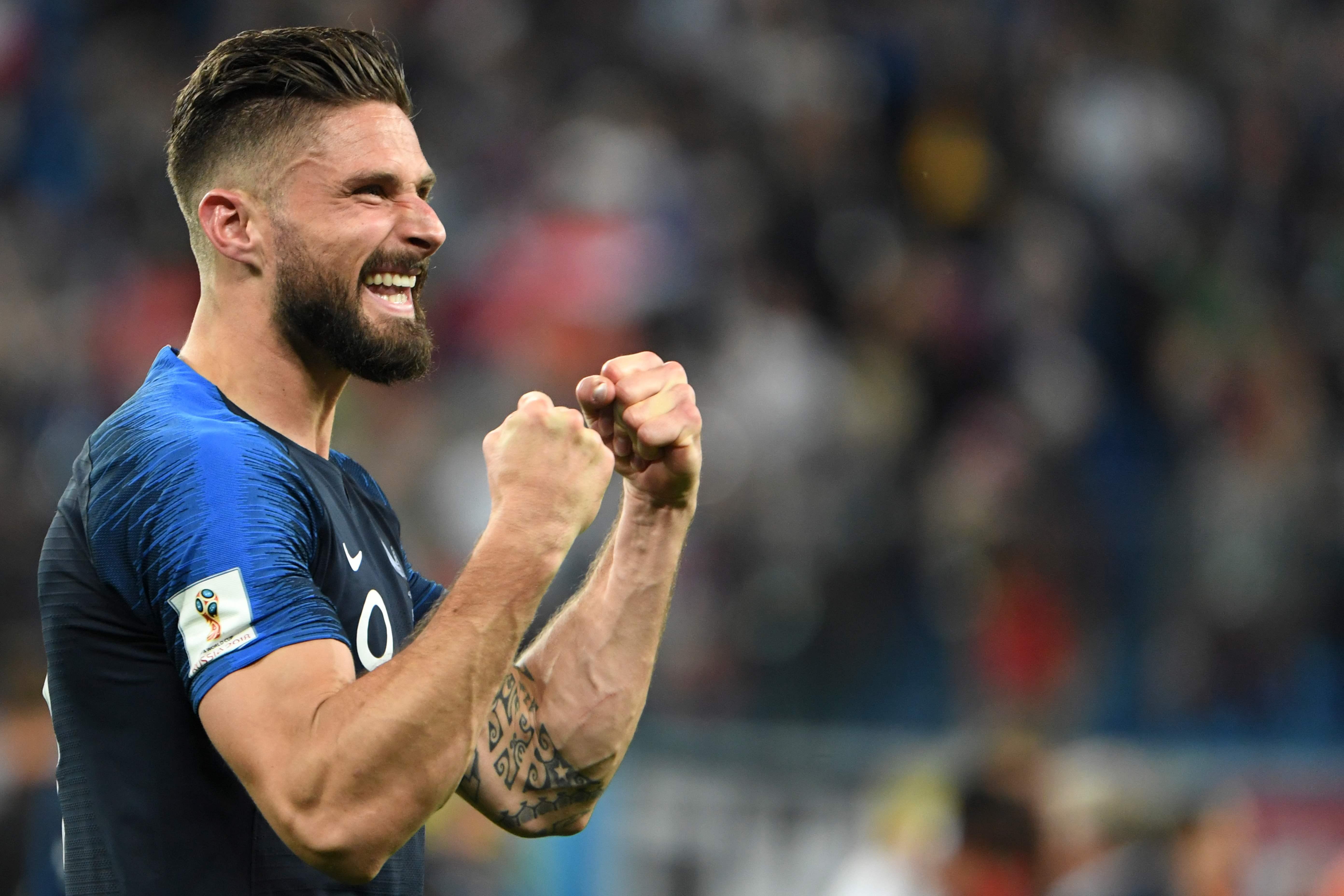 Auf dem Laufenden: Frankreich ist auch im Finale Favorit