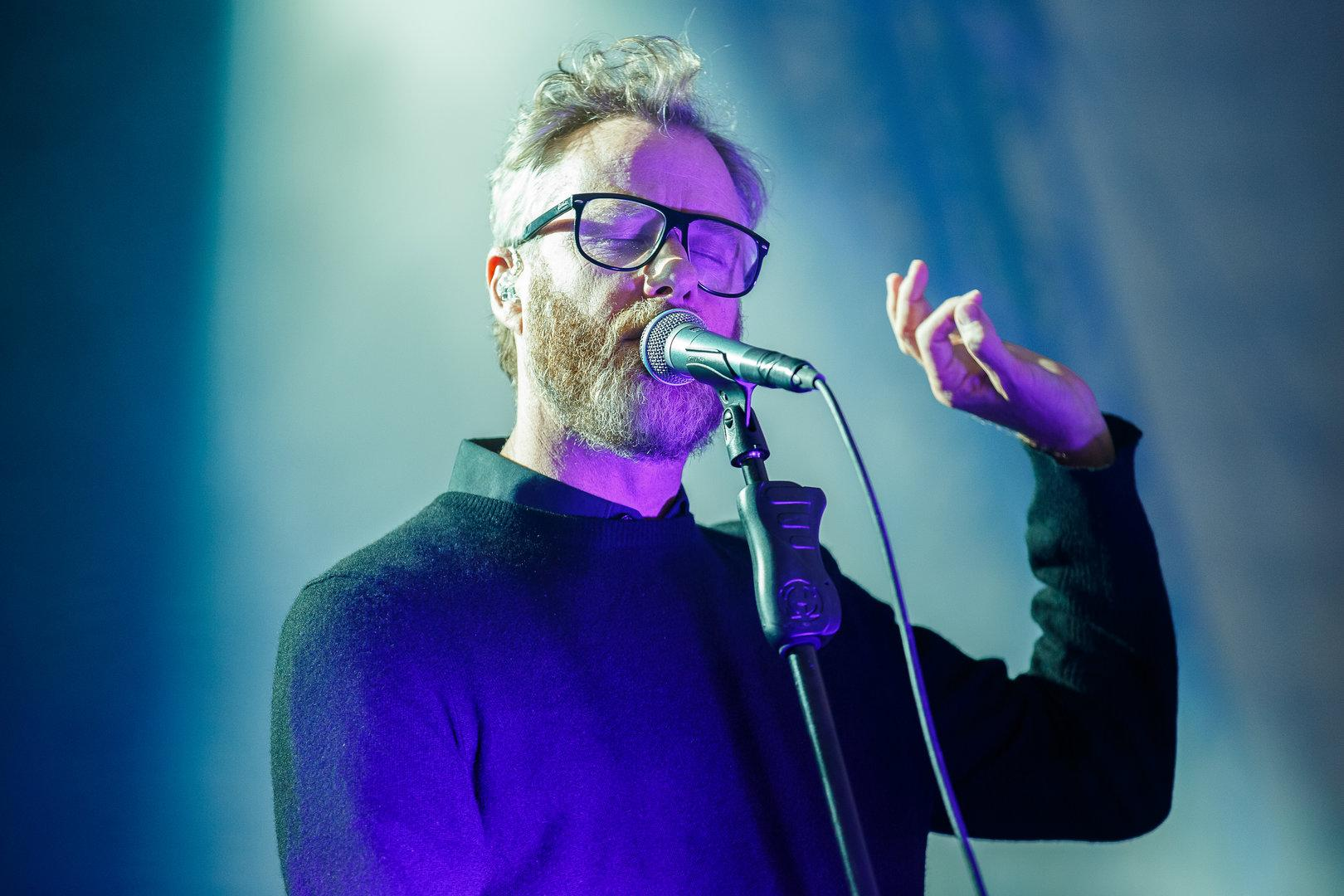The National beim