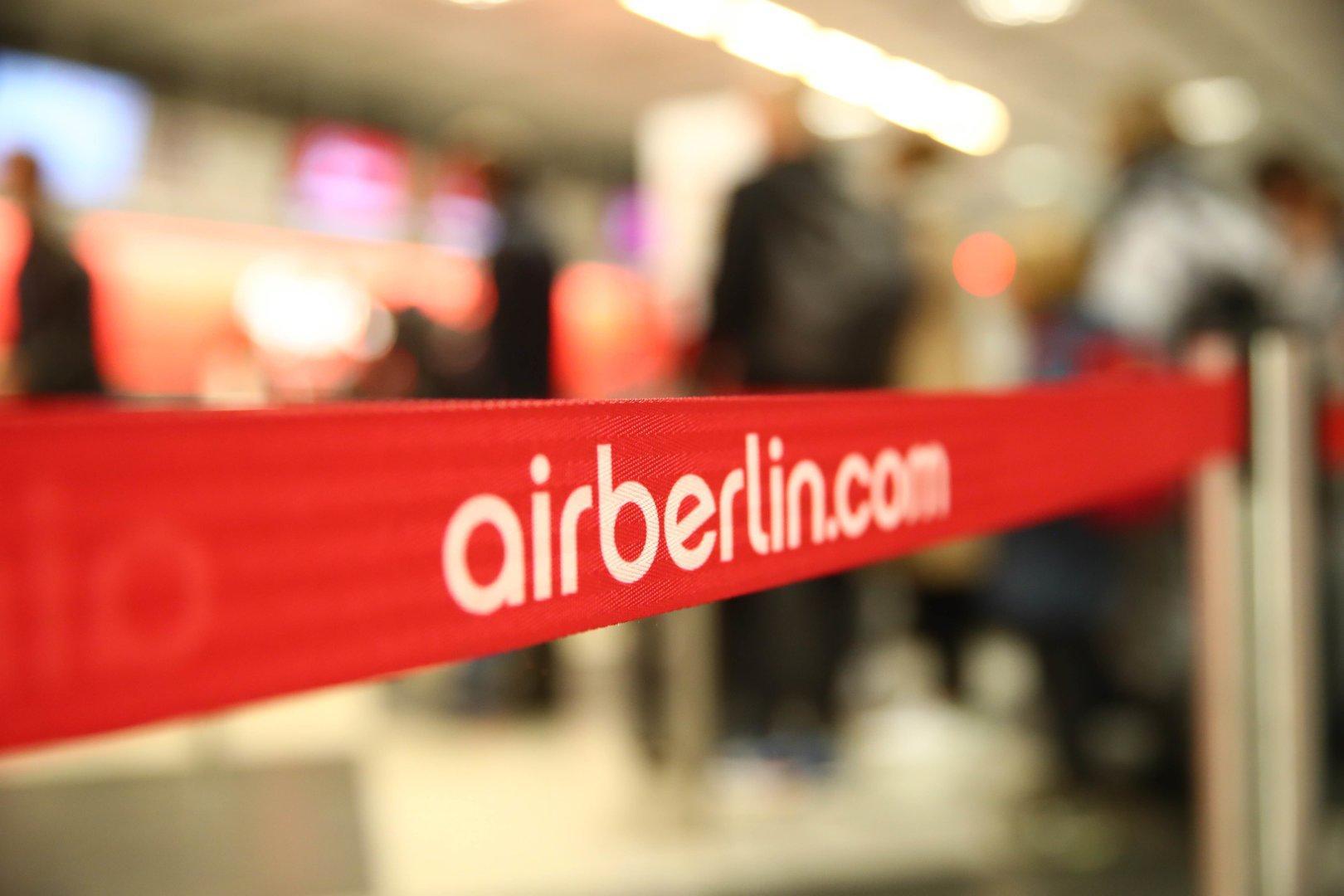 Deutsche Flughäfen spüren Air-Berlin-Lücke noch immer