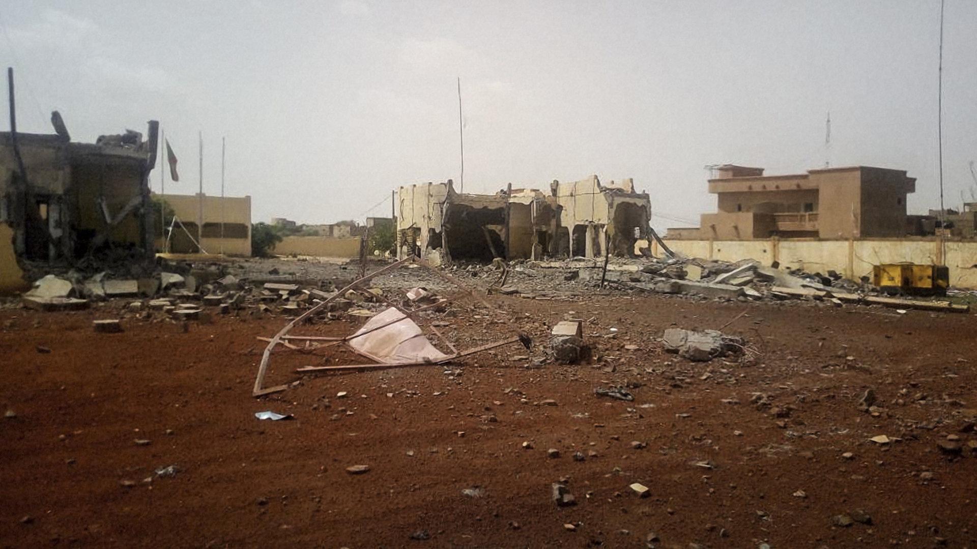 Anschlag in Mali: 14 Tote darunter 12 Zivilisten