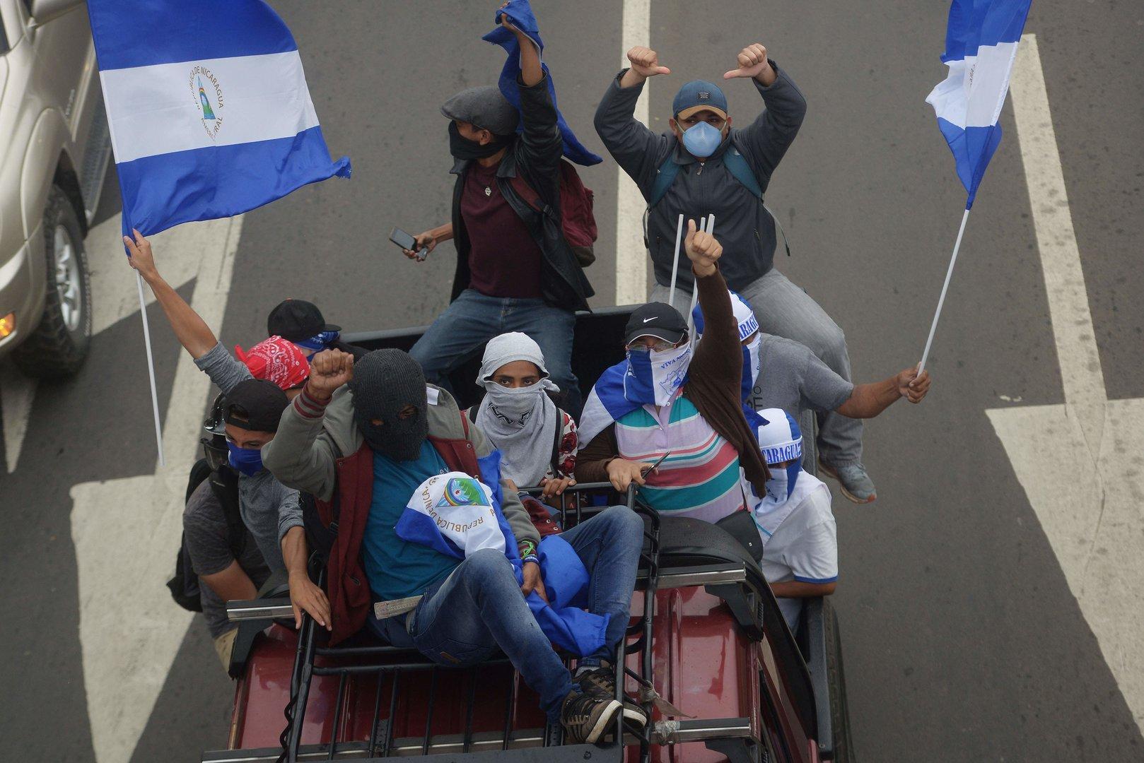 Erneut zehn Tote bei Auseinandersetzungen in Nicaragua