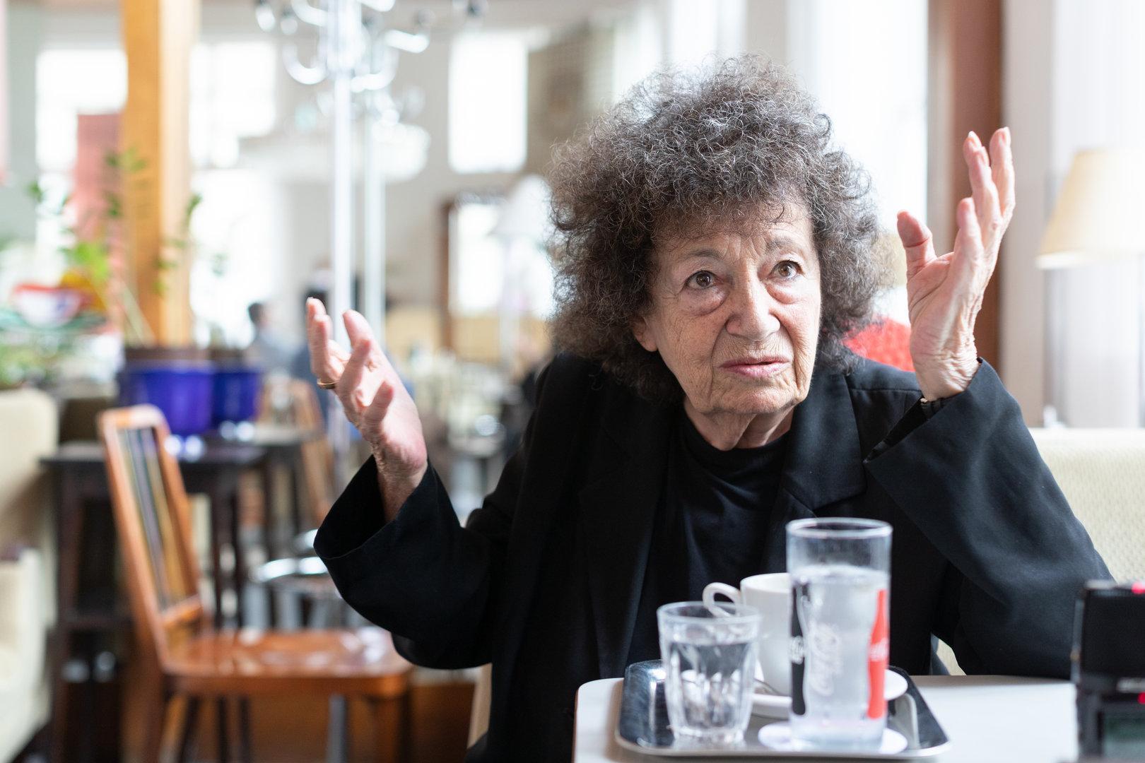 """Elizabeth T. Spira: """"Für mich ist die Einsamkeit kein Horror"""""""