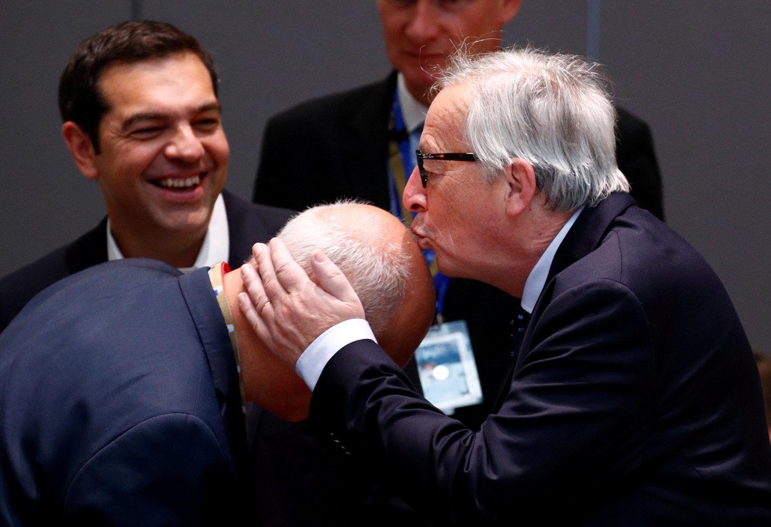 Juncker, das Feindbild extrem rechter und linker Parteien