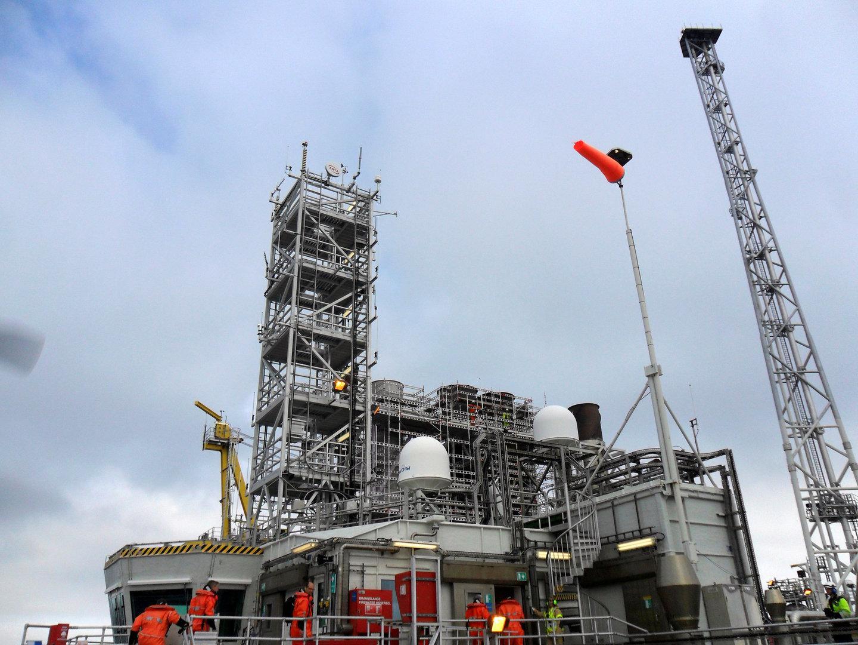 Streik in norwegischer Ölindustrie weitet sich aus