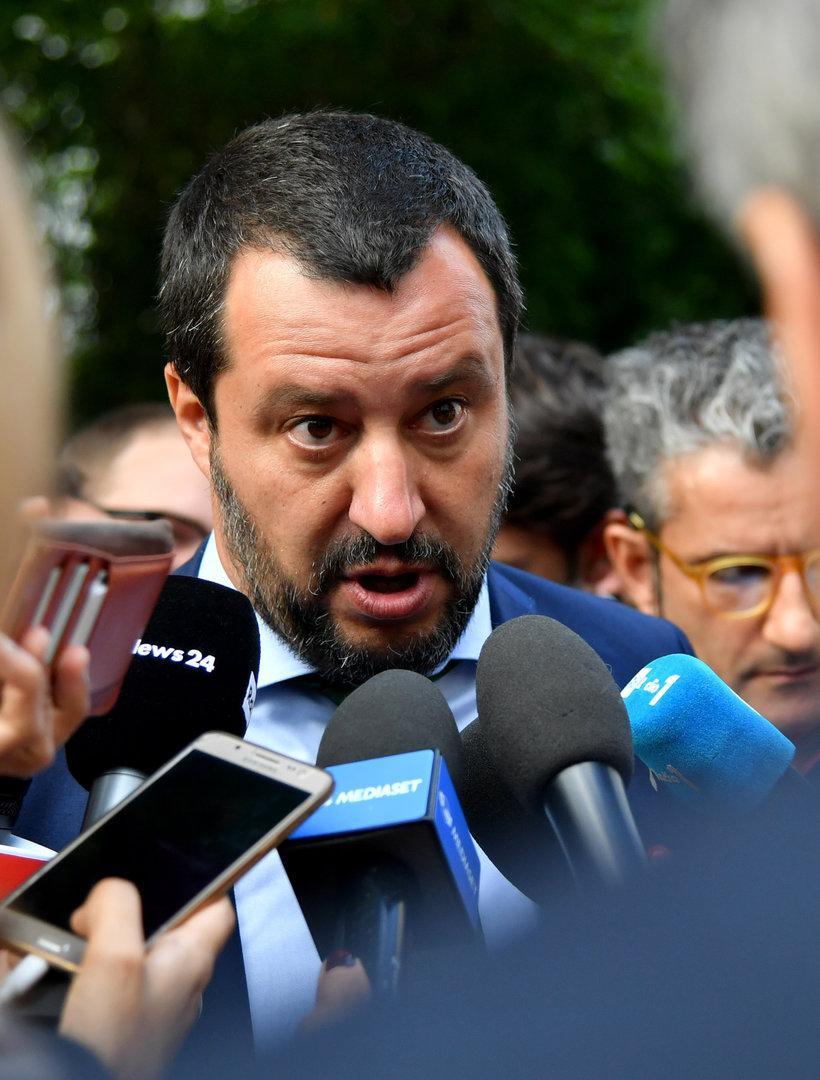Salvini will Libyen zum sicheren Hafen erklären lassen