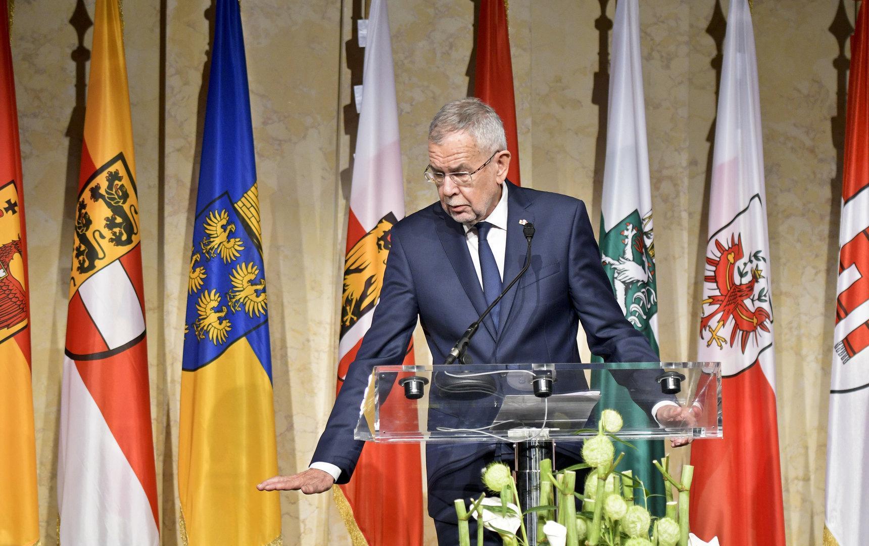 Österreich feiert heute mit Staatsakt 100 Jahre Republik