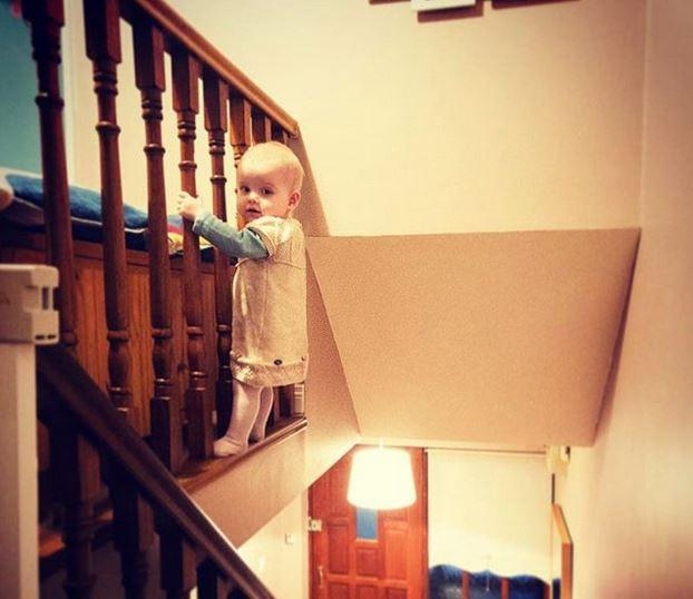 Provokant? Vater bringt Tochter via Photoshop in Gefahr