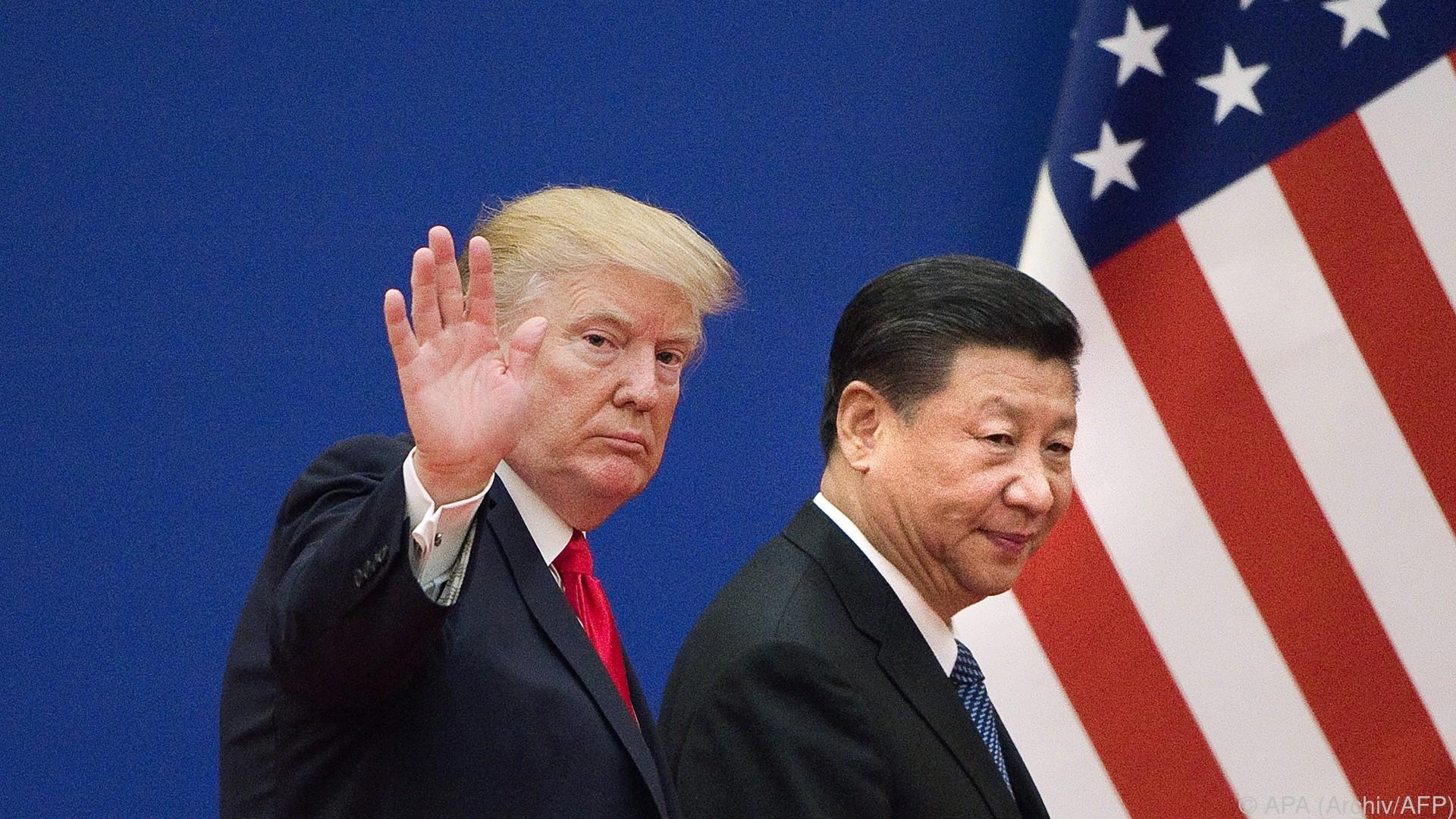 USA beenden von China finanzierte Austauschprogramme
