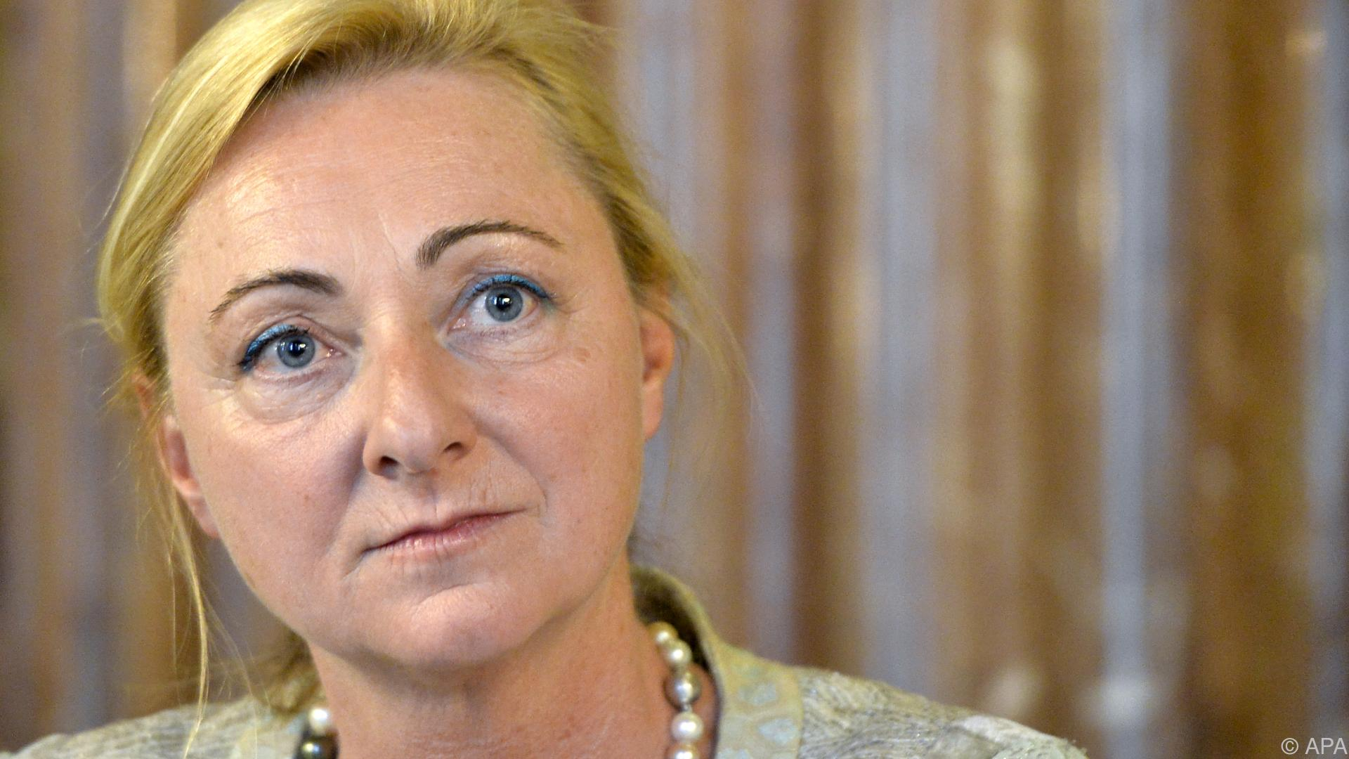 Barbara Kolm spendete 18.000 Euro an die EU-Fraktion ACRE