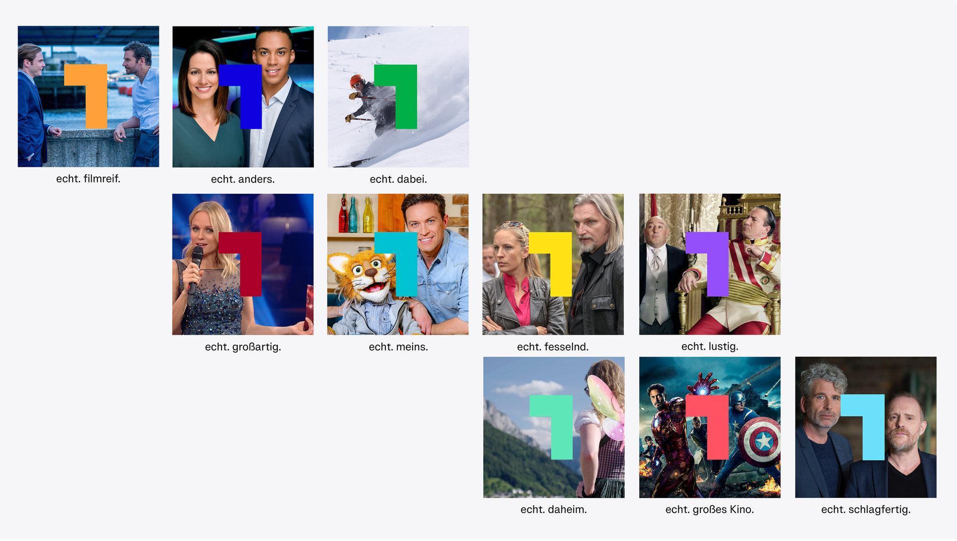 ORF 1 bekommt neuen Look und neues Logo