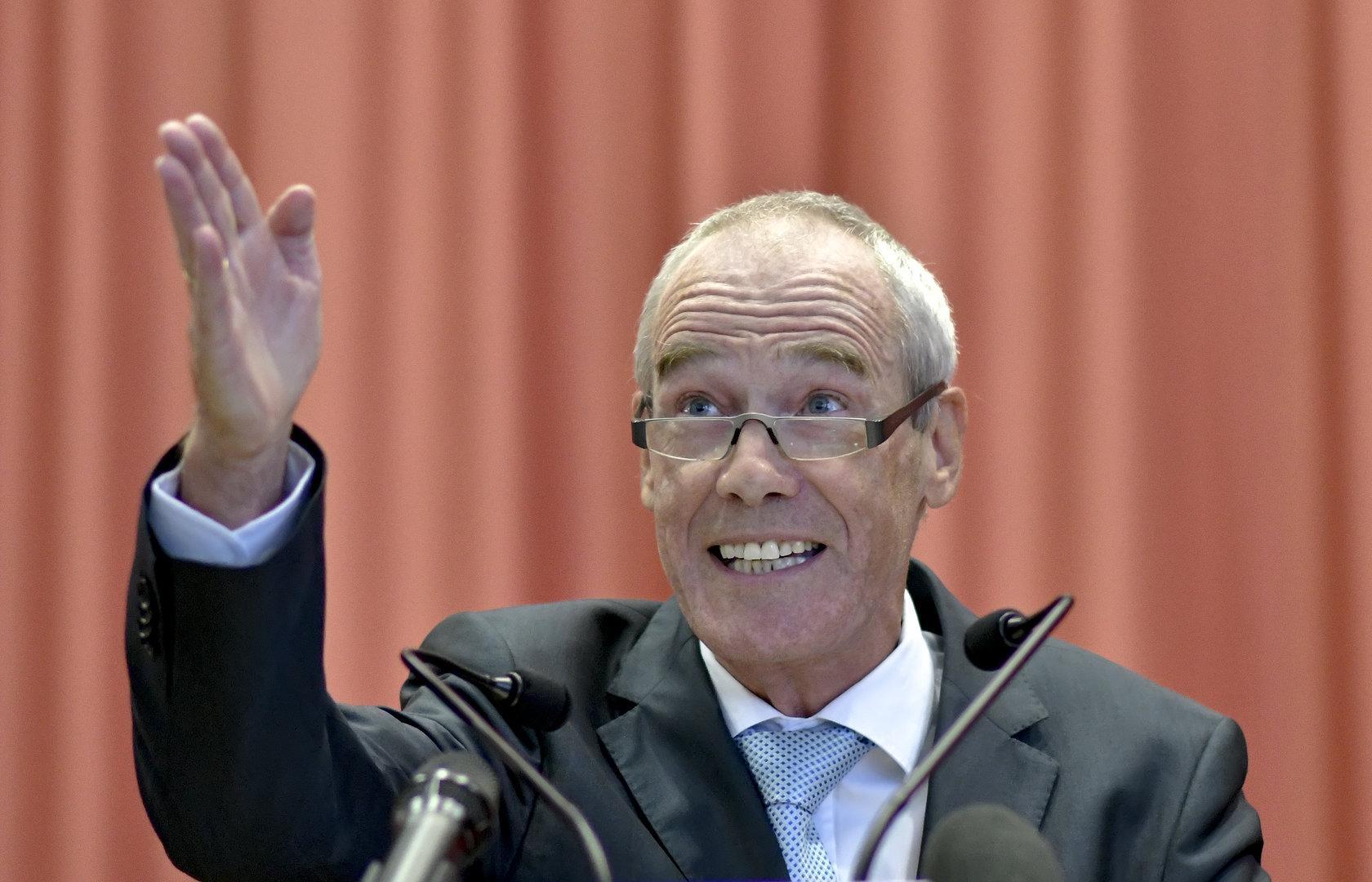 Kickl-Nachfolge: Eckart Ratz soll Innenministerium leiten