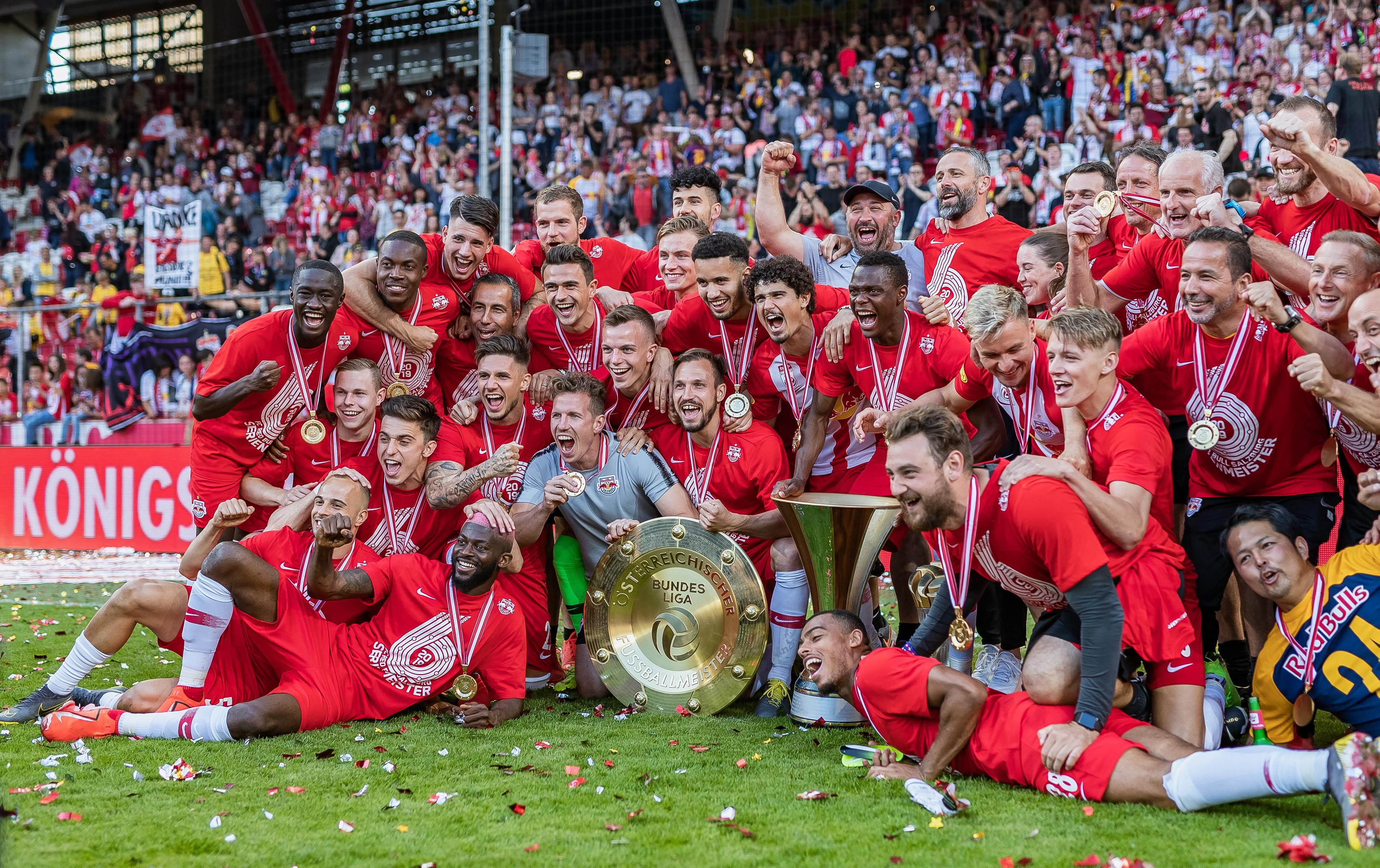 Der Sommer-Fahrplan der Bundesliga-Klubs