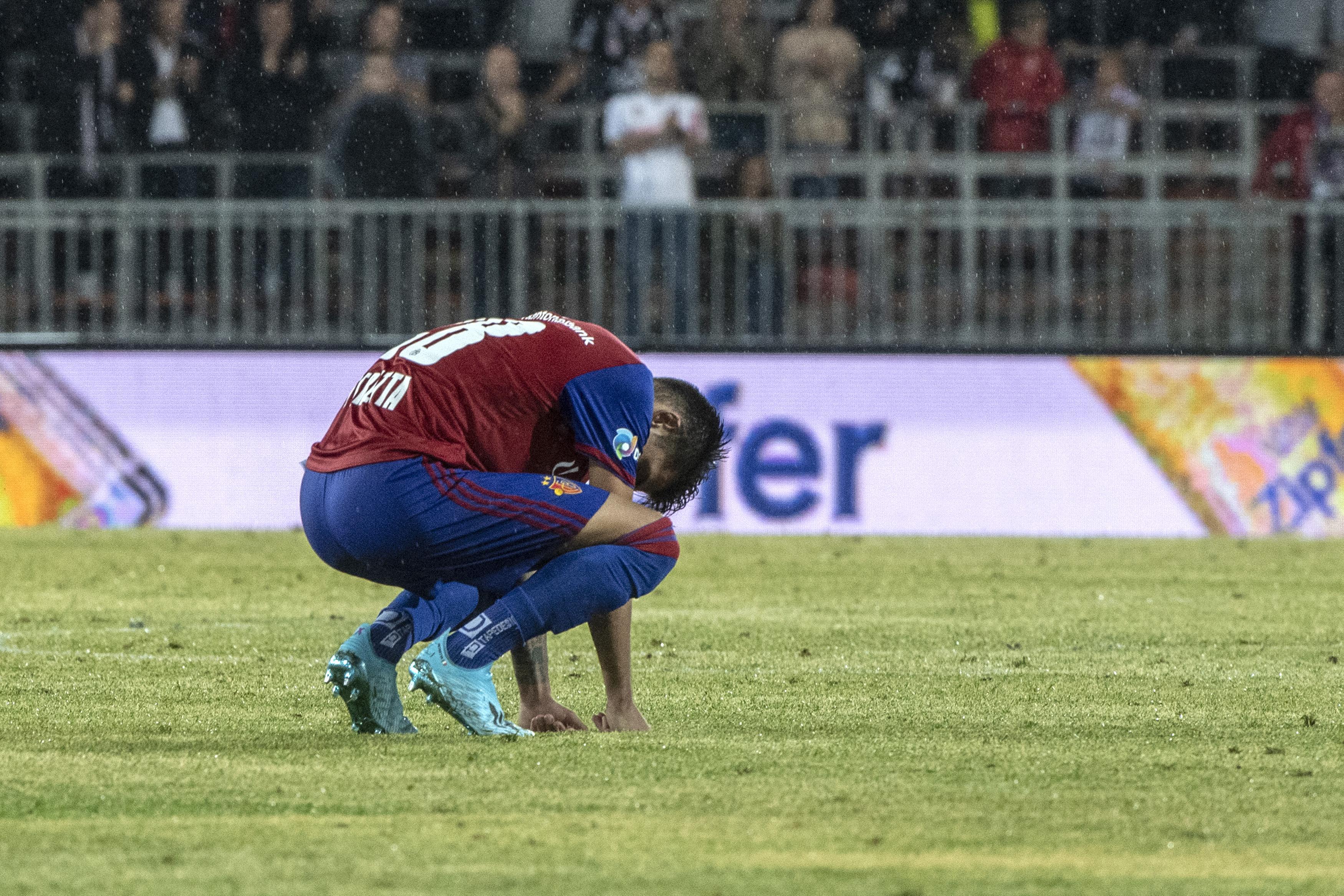 FUSSBALL: UEFA CHAMPIONS LEAGUE / QUALIFIKATION: LASK - FC BASEL