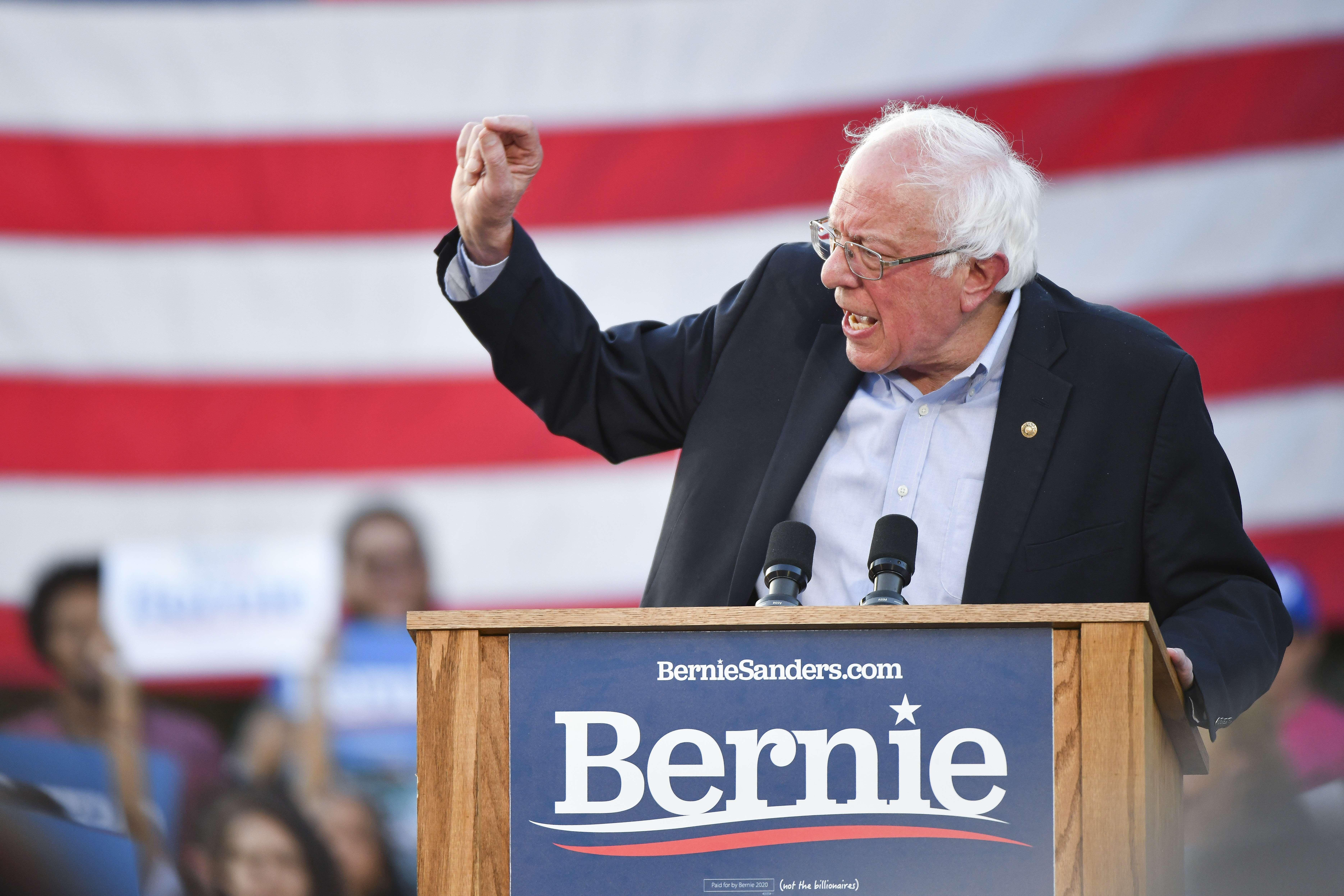 US-SEN.-BERNIE-SANDERS-MAKES-FIRST-CAMPAIGN-STOP-IN-COLORADO-FOR
