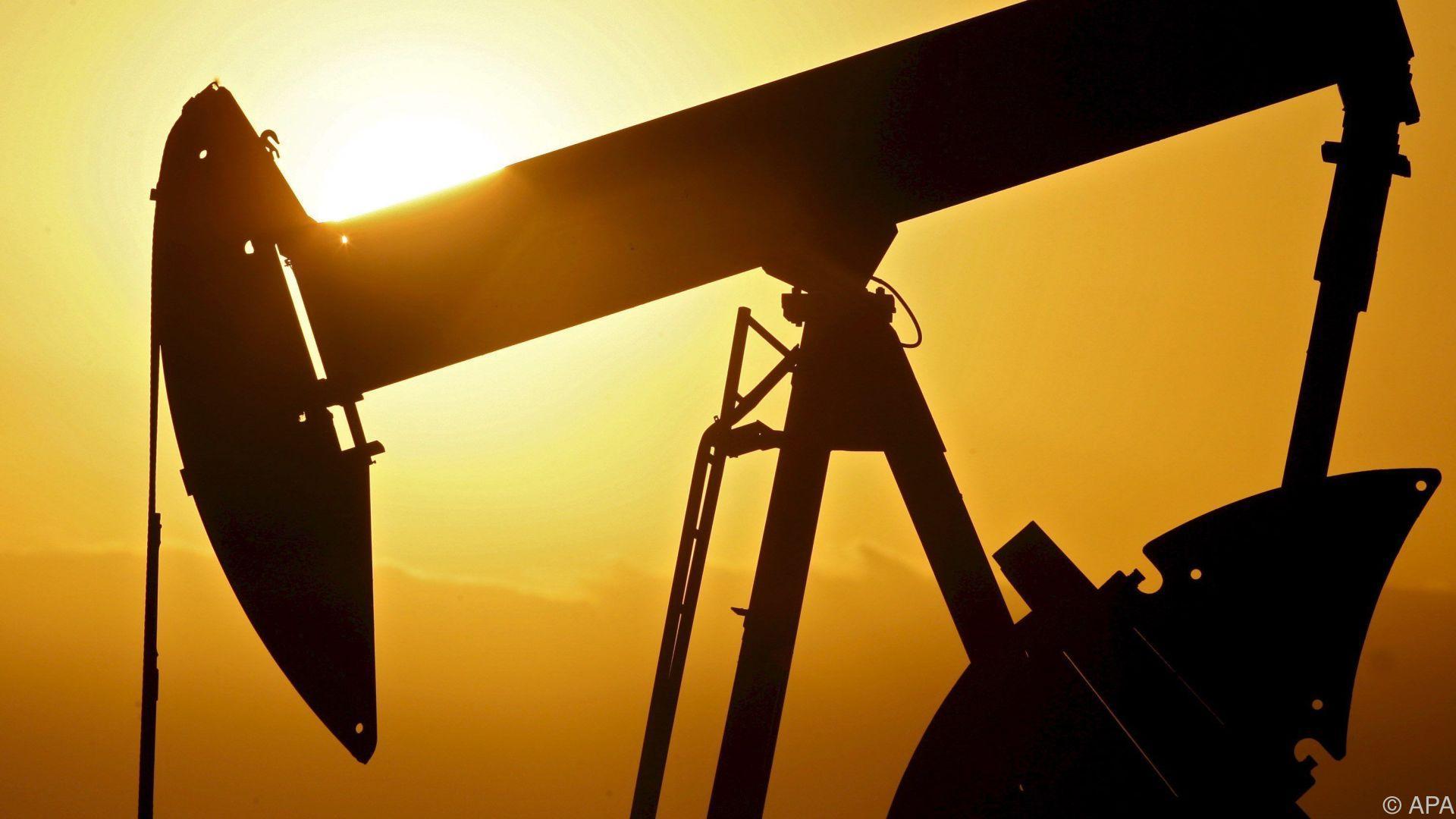 Ölverbraucht 2020 um 9 Prozent niedriger