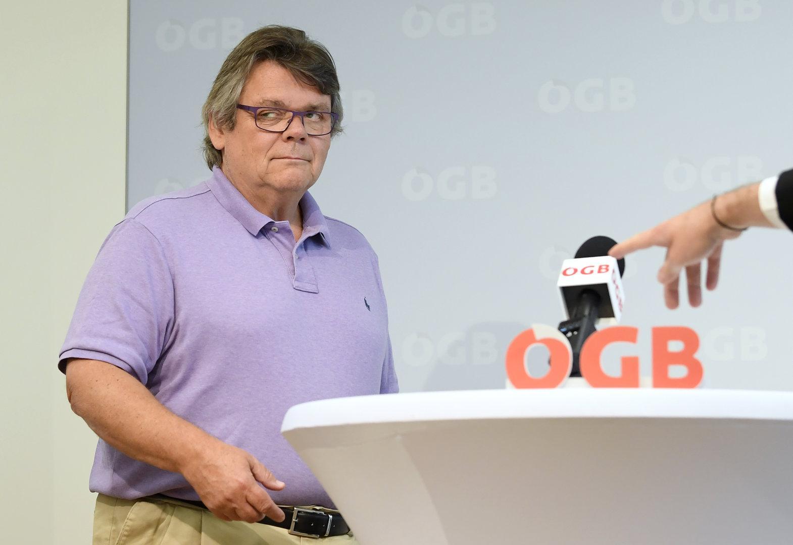Heidi Horten will ÖGB-Präsident Katzian klagen lassen