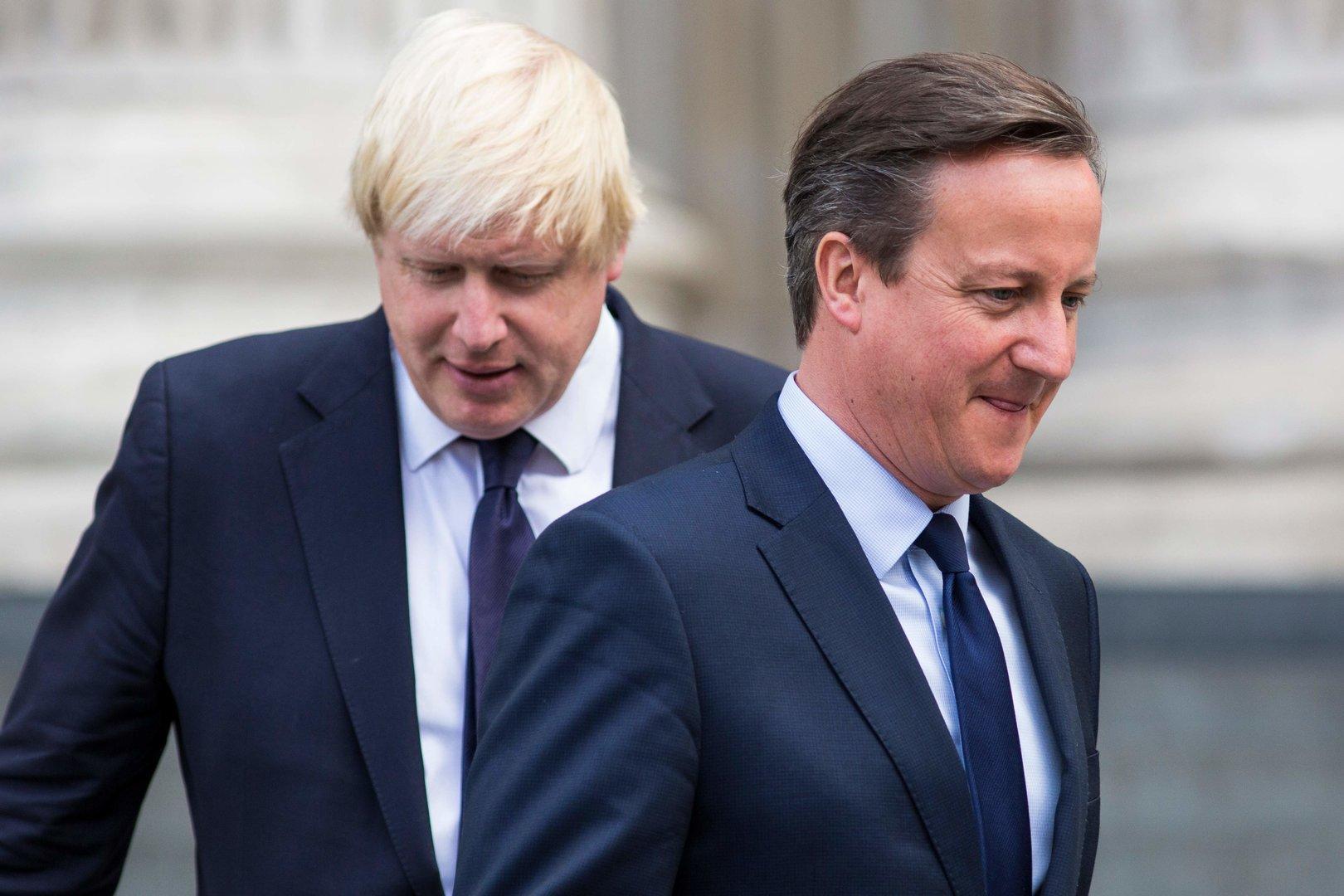 Lobby-Skandal: Die peinliche Rückkehr des David Cameron