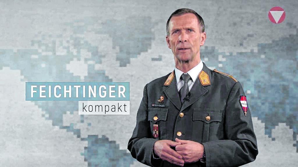 """Neues schauTV-Format: """"Feichtinger Kompakt"""" erklärt Weltpolitik"""