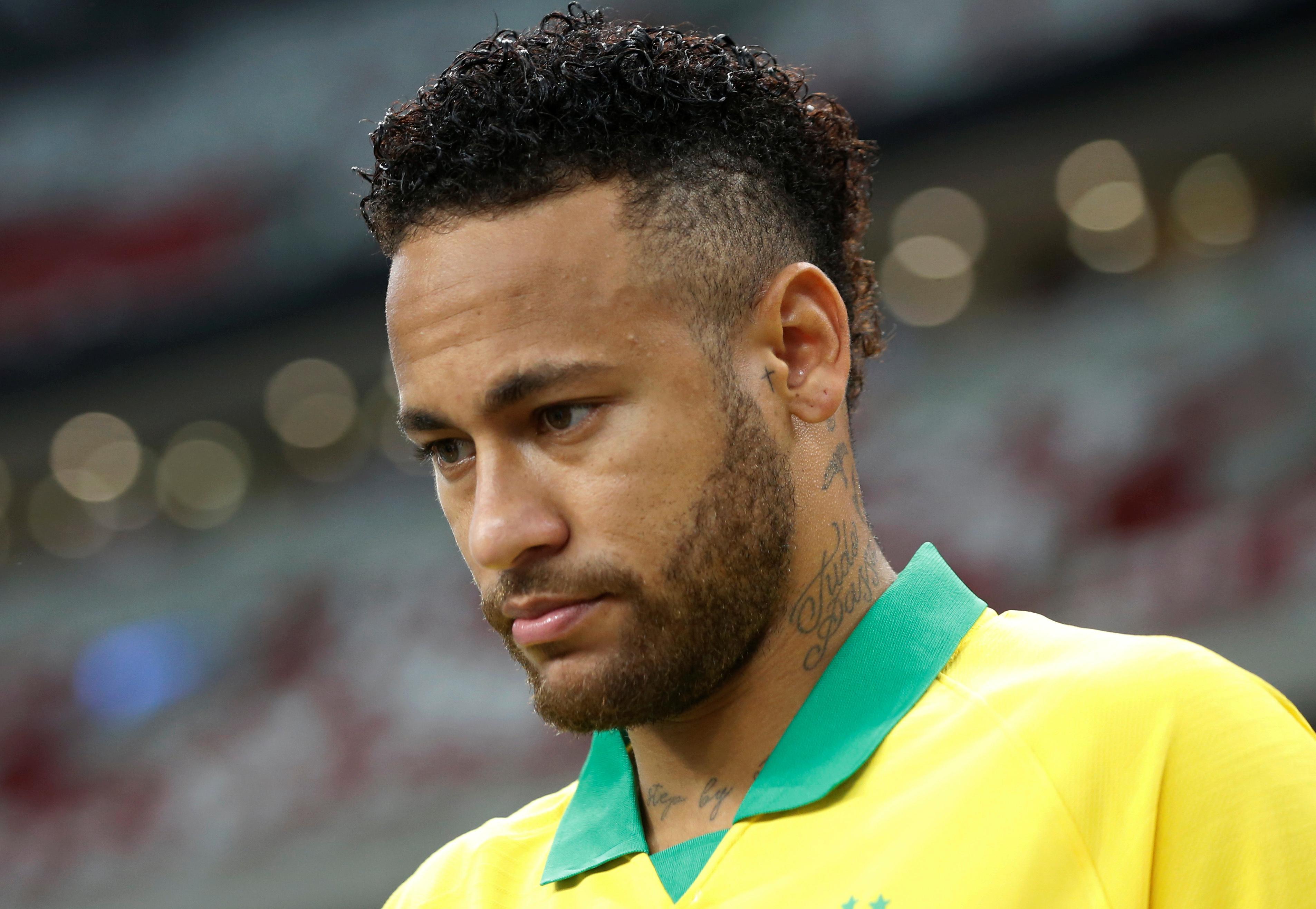 Verletzung der Achillessehne: Zwangspause für Neymar