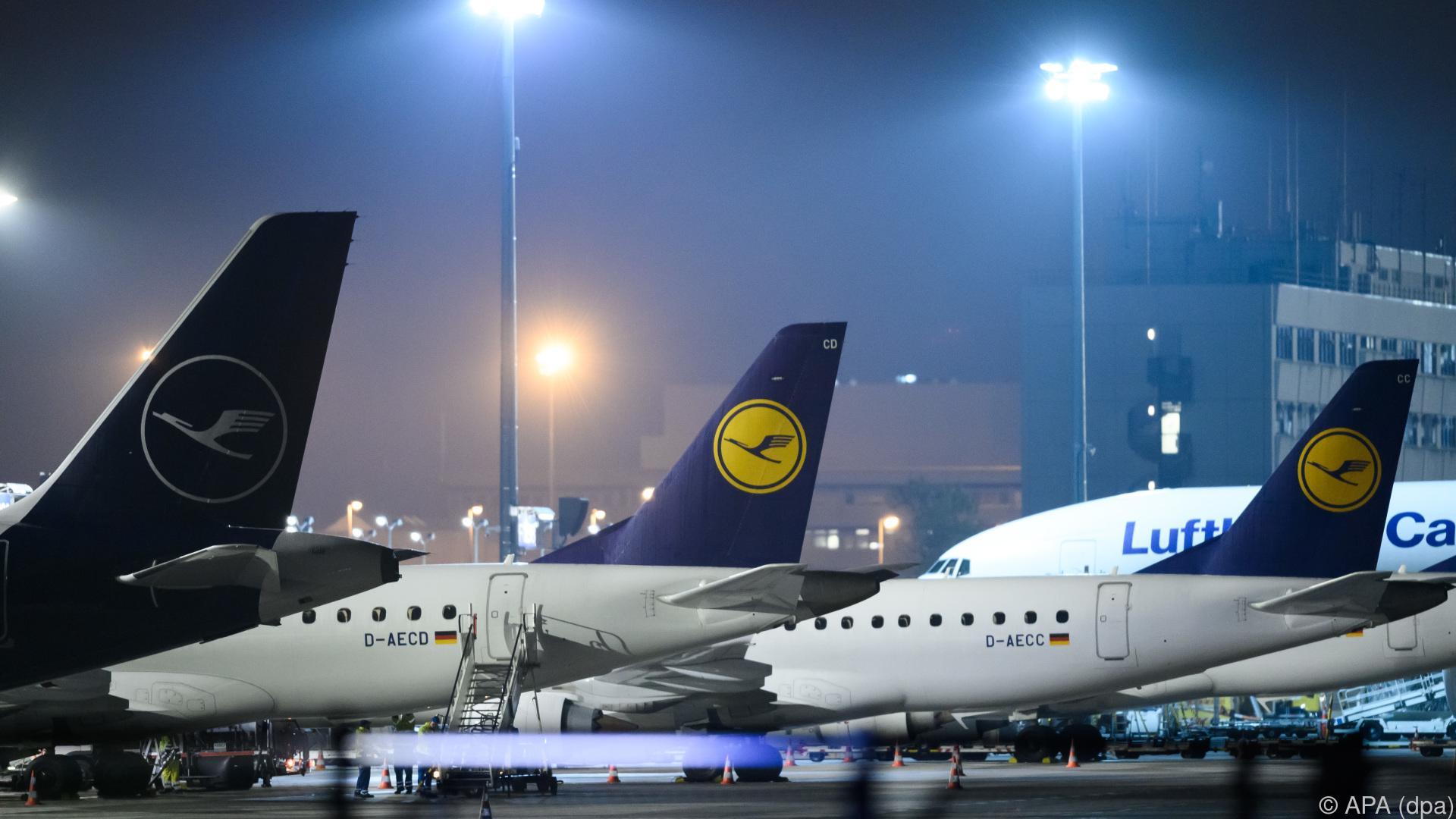 Coronavirus: Lufthansa will alle China-Flüge streichen
