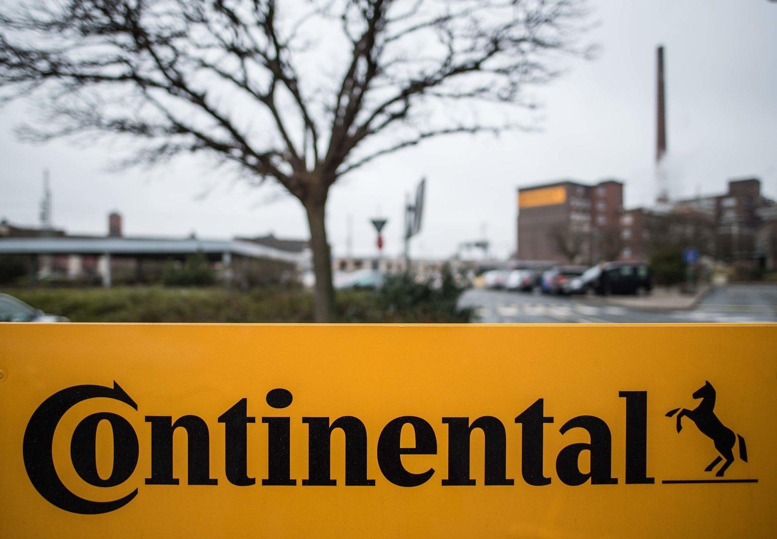 Continental schreibt Milliardenverlust