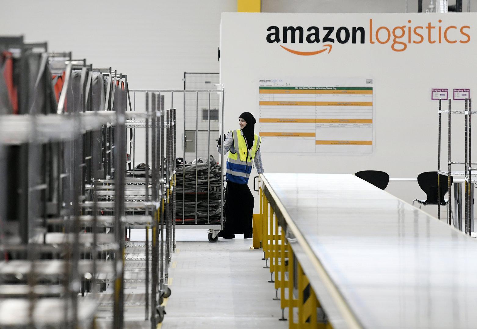 Paket-Trend: Hier baut Amazon Österreichs zweites Verteilzentrum