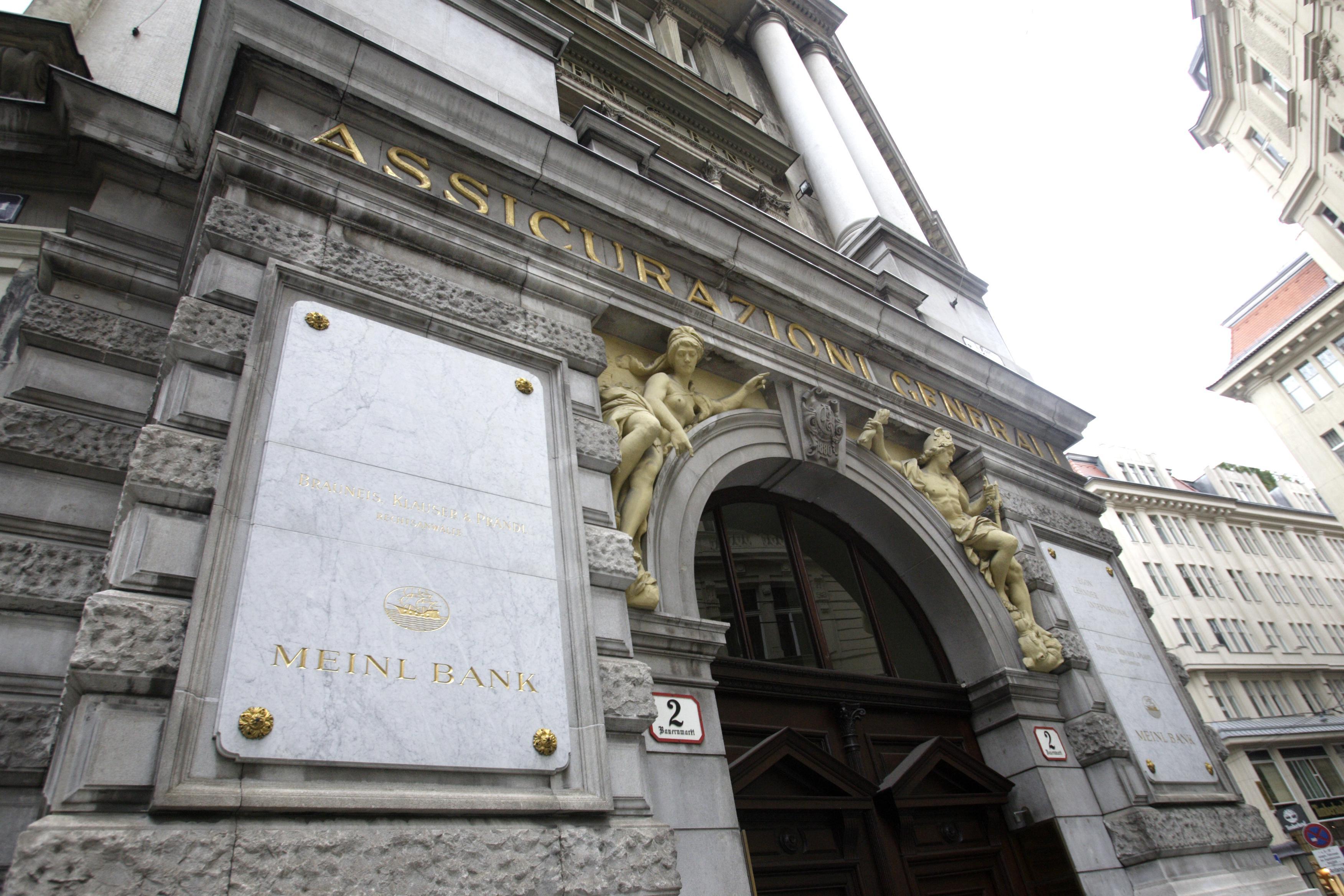 Meinl-Bank wird abgewickelt, Kunden heben ihre Einlagen ab