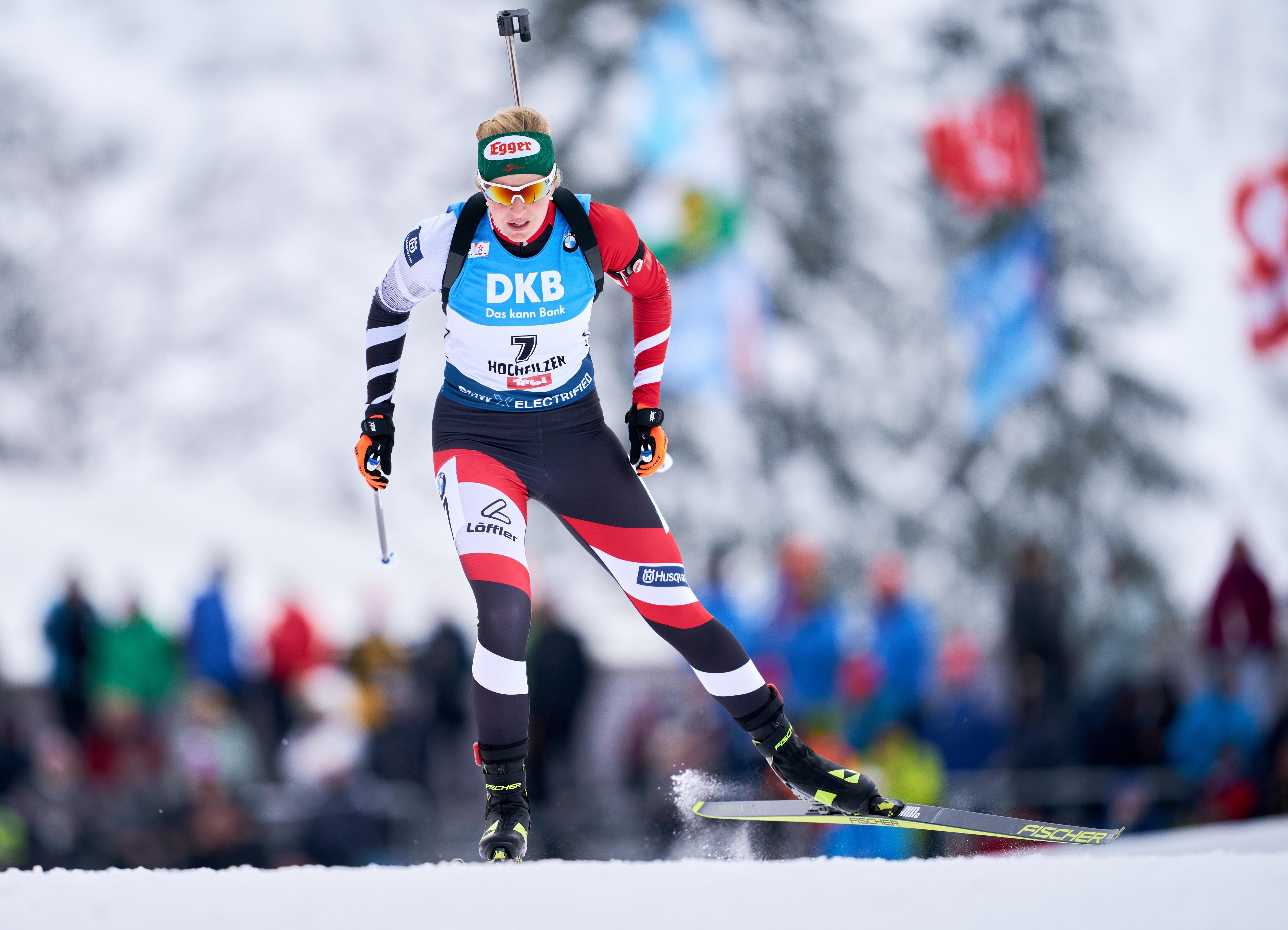 Biathlon: Lisa Hauser zum Hochfilzen-Auftakt Elfte