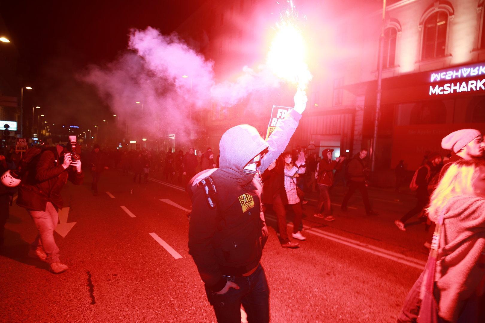 Antifa-Proteste: Ist die radikale Linke müde geworden?