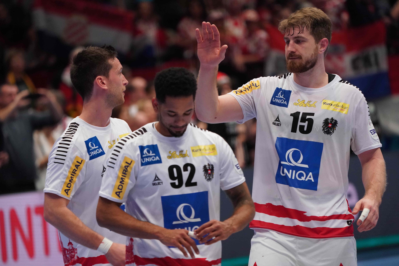 Handball-EM live: So steht es bei Österreich gegen Spanien