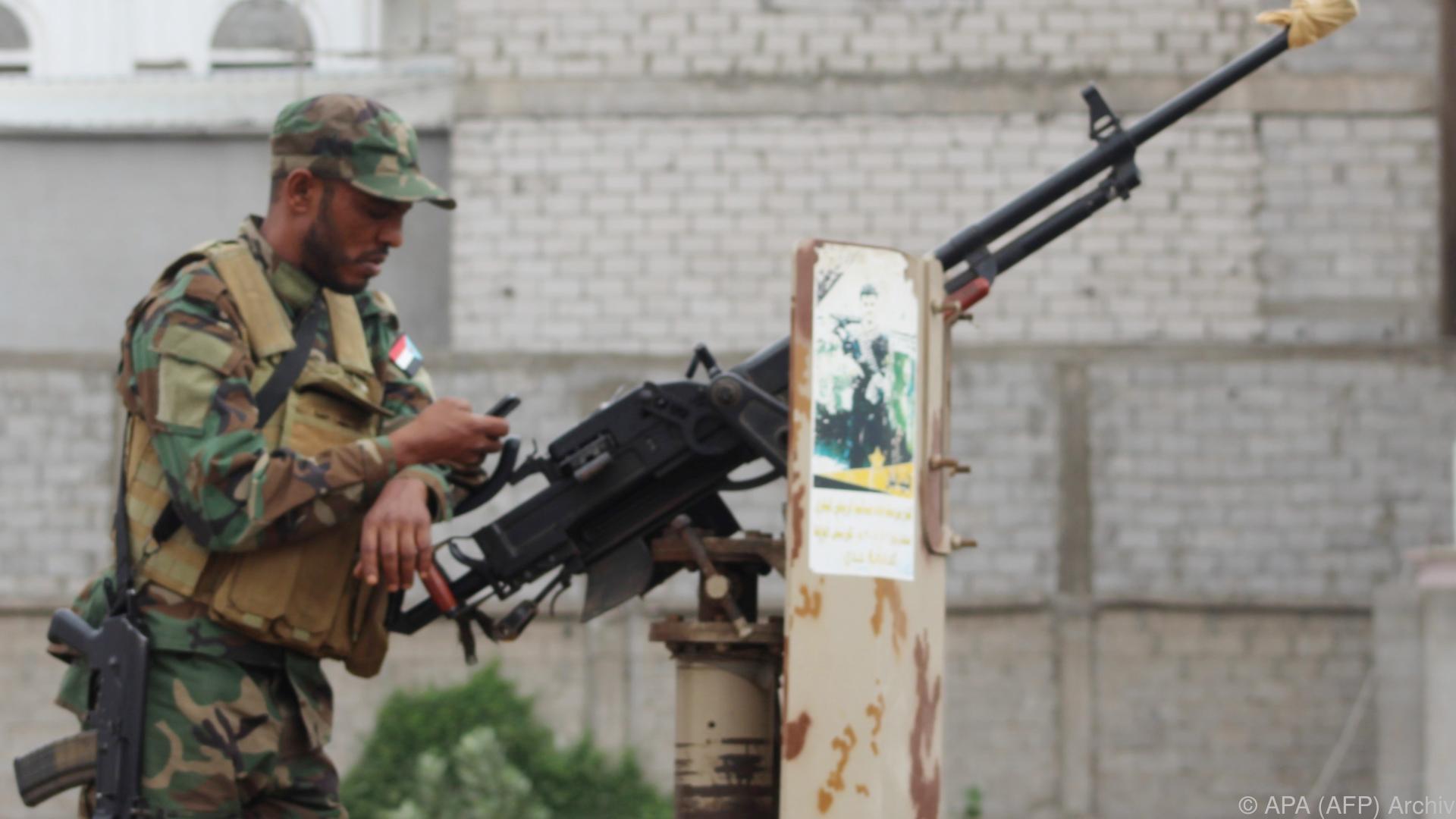Raketenangriff im Jemen: Rund 60 Tote