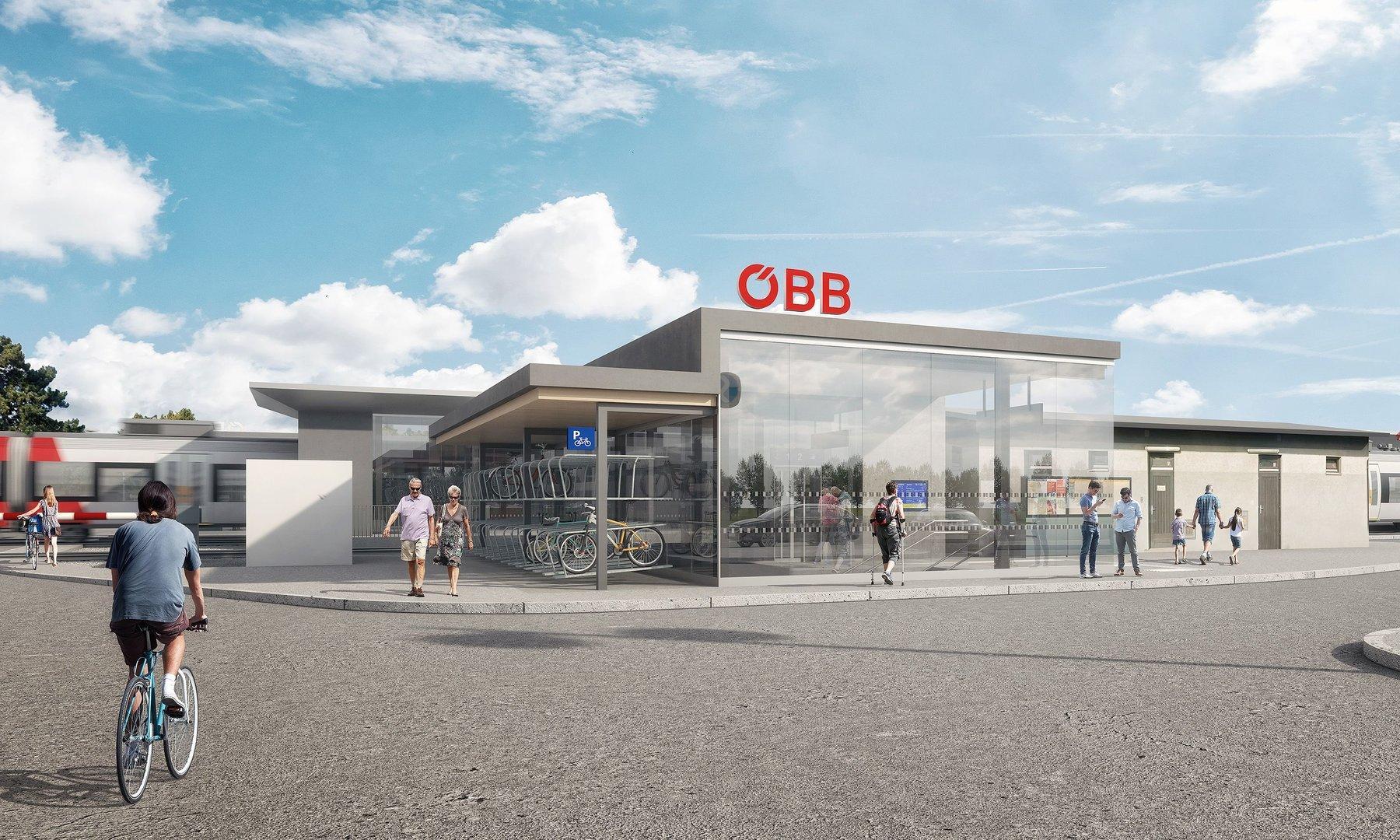 Österreichische Bundesbahnen bauen weiter aus